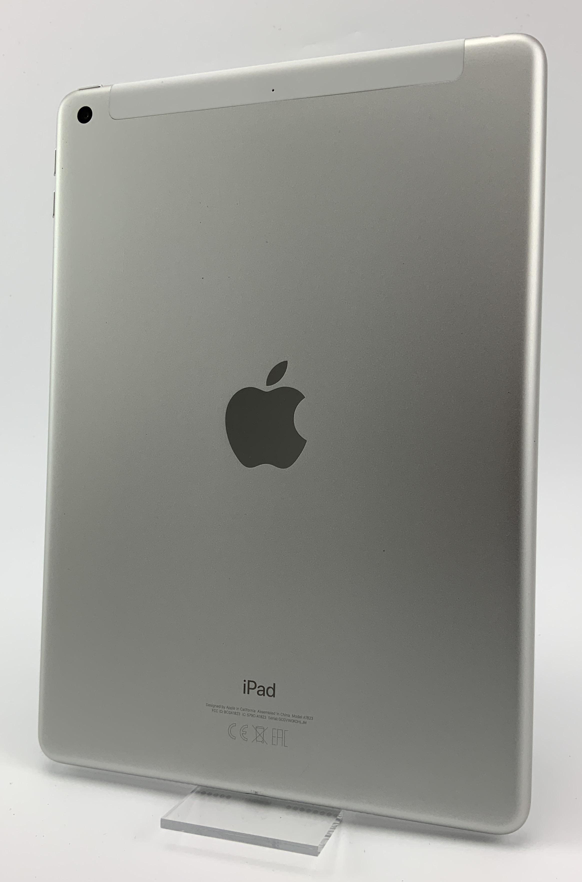 iPad 5 Wi-Fi + Cellular 128GB, 128GB, Silver, imagen 2