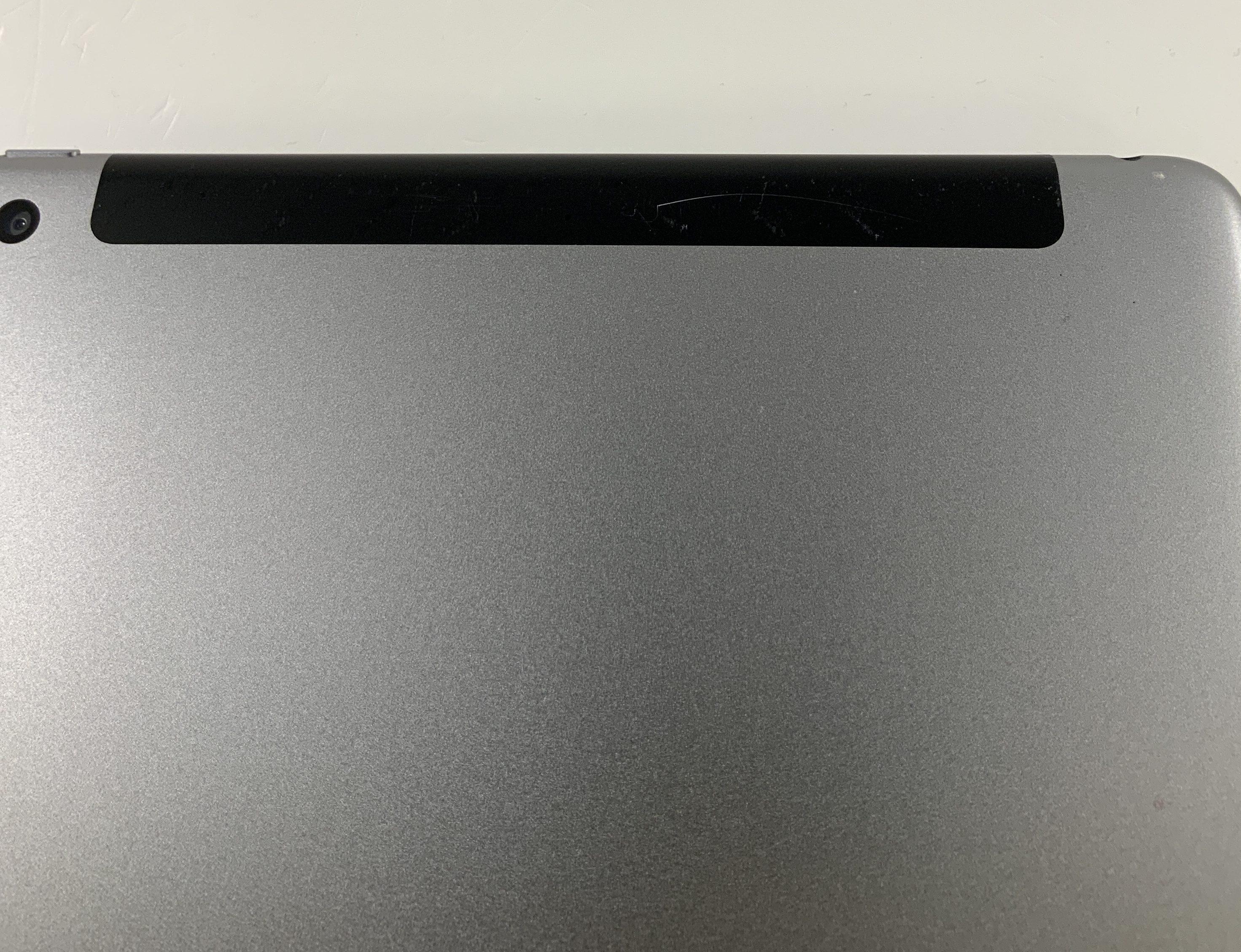 iPad 5 Wi-Fi + Cellular 128GB, 128GB, Space Gray, Kuva 4
