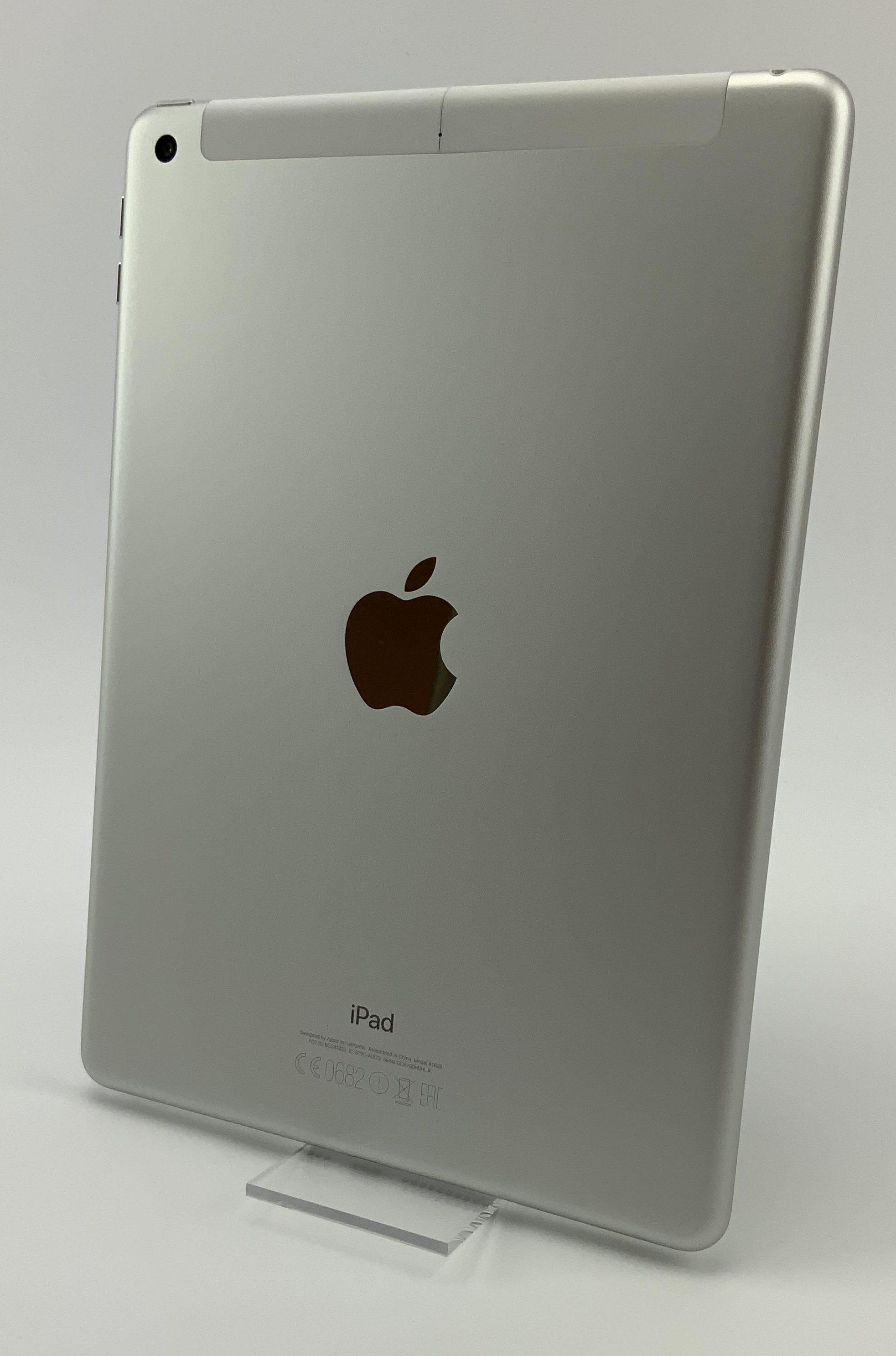 iPad 5 Wi-Fi + Cellular 32GB, 32GB, Silver, Kuva 2