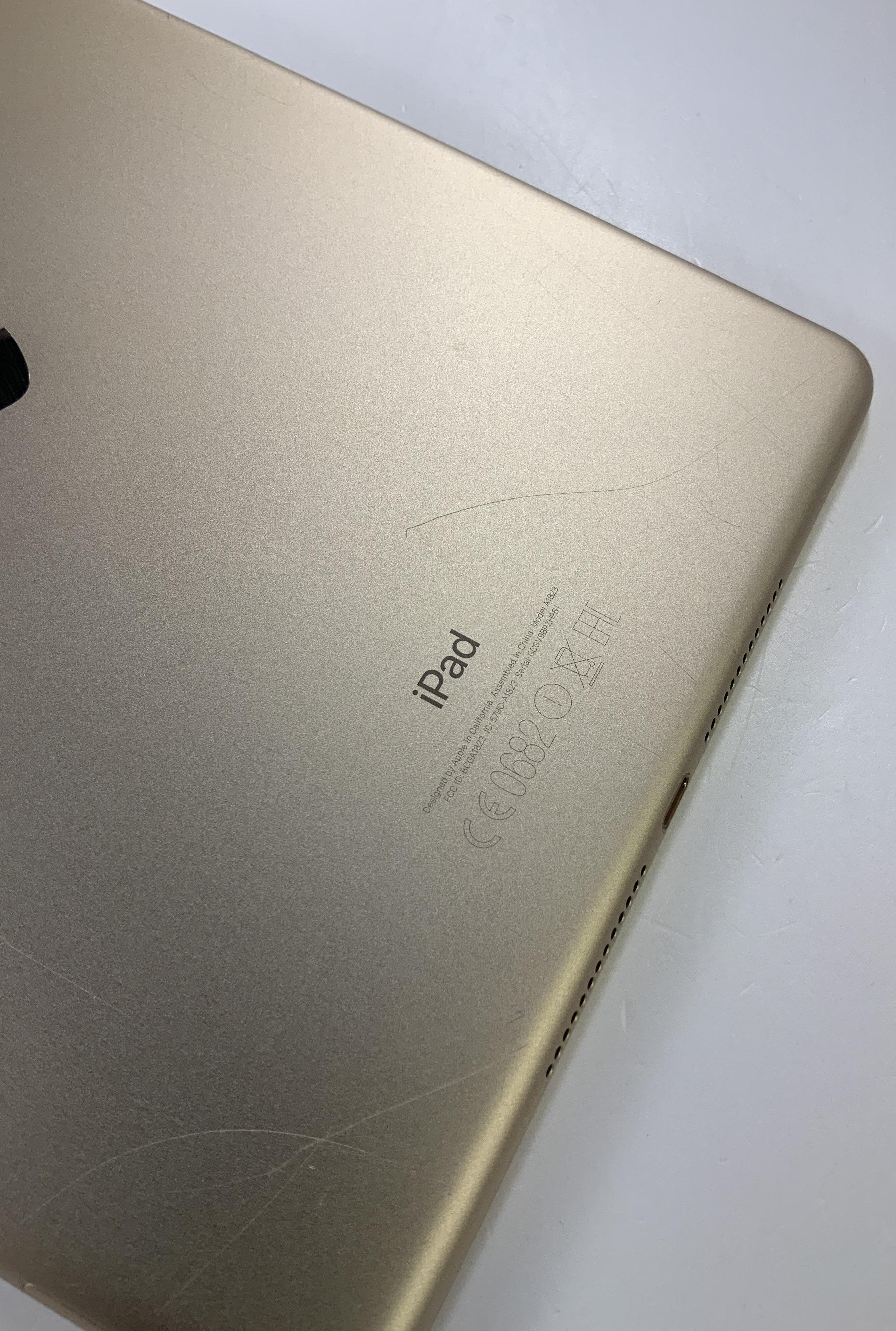 iPad 5 Wi-Fi + Cellular 32GB, 32GB, Gold, immagine 3
