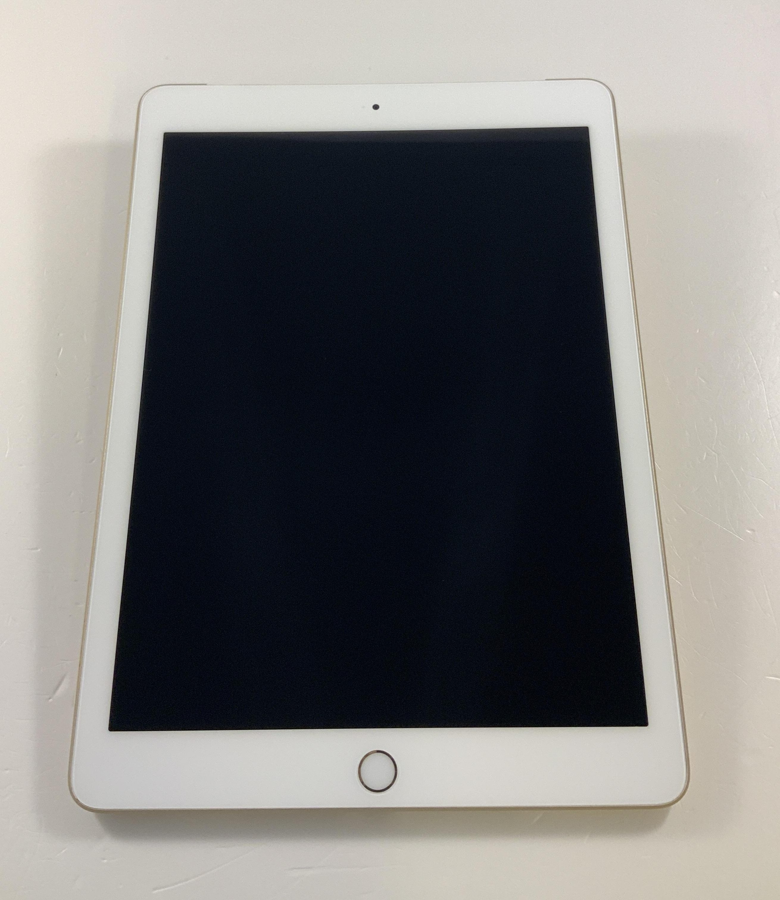 iPad 5 Wi-Fi + Cellular 32GB, 32GB, Gold, obraz 1