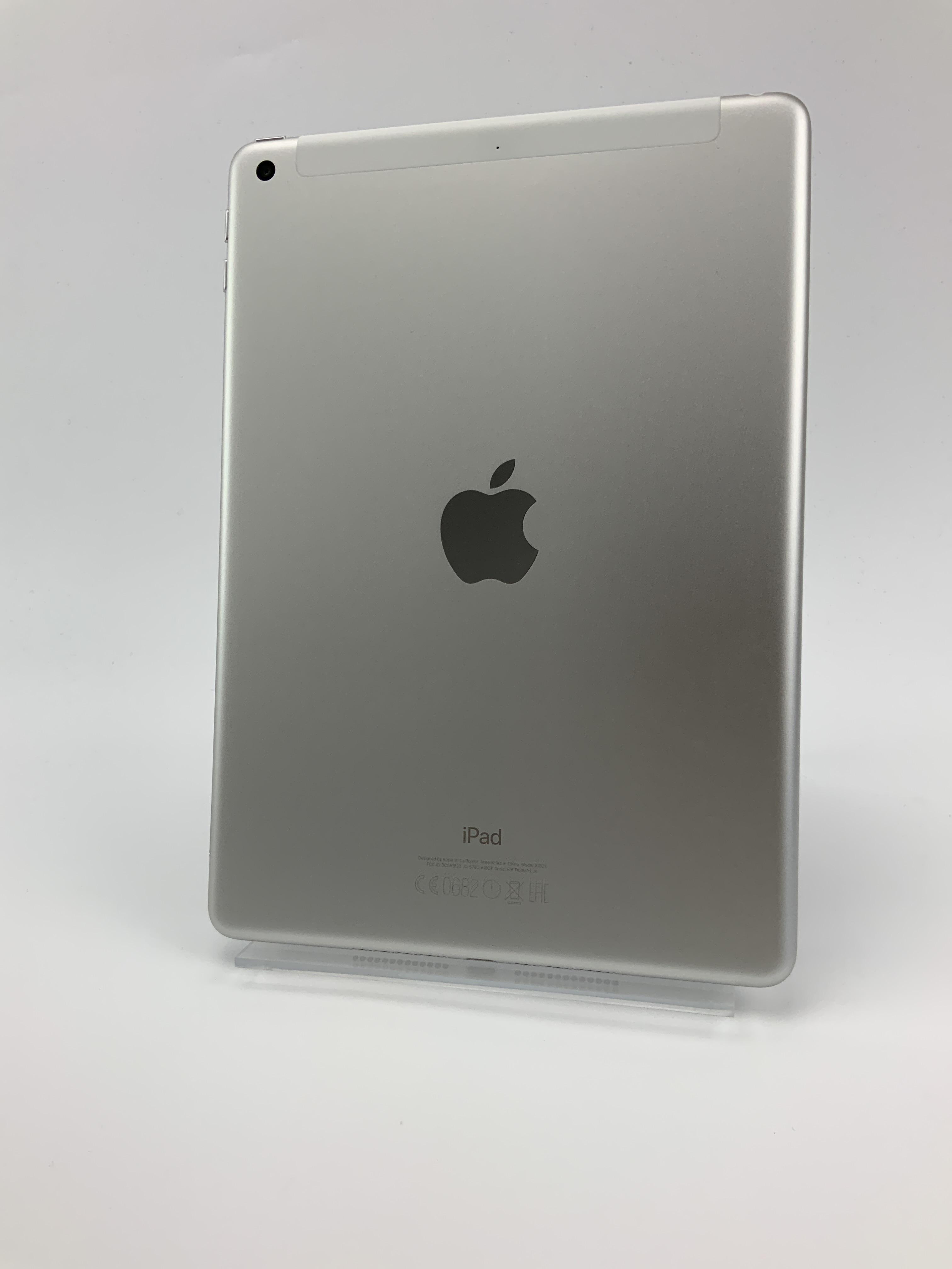 iPad 5 Wi-Fi + Cellular 32GB, 32GB, Silver, Afbeelding 2