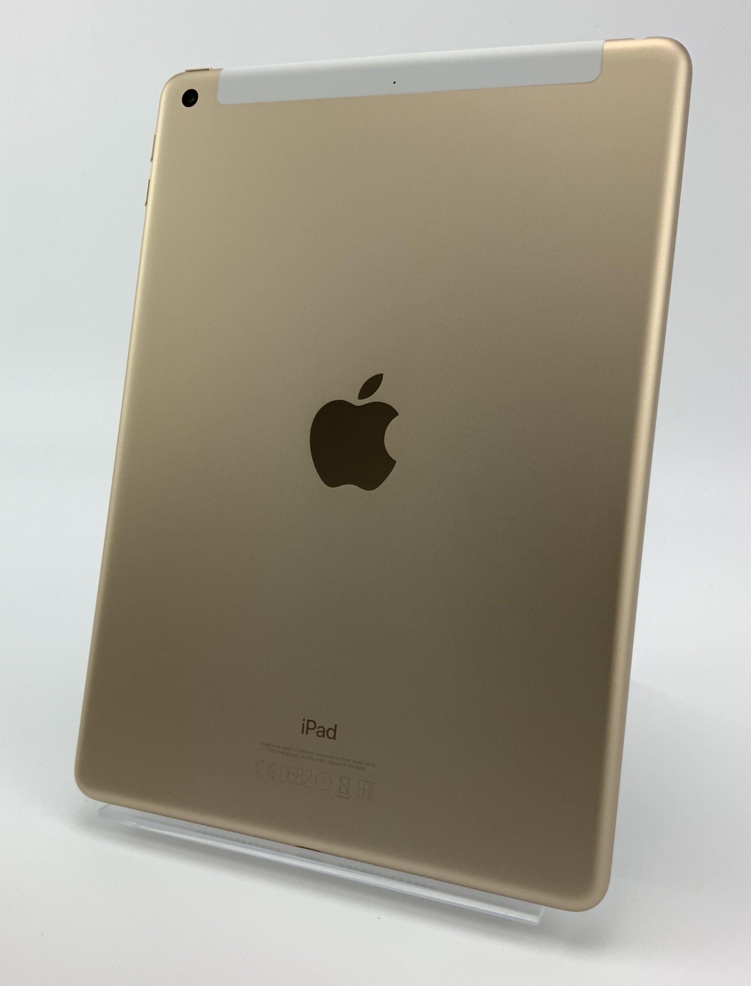 iPad 5 Wi-Fi + Cellular 32GB, 32GB, Gold, immagine 2