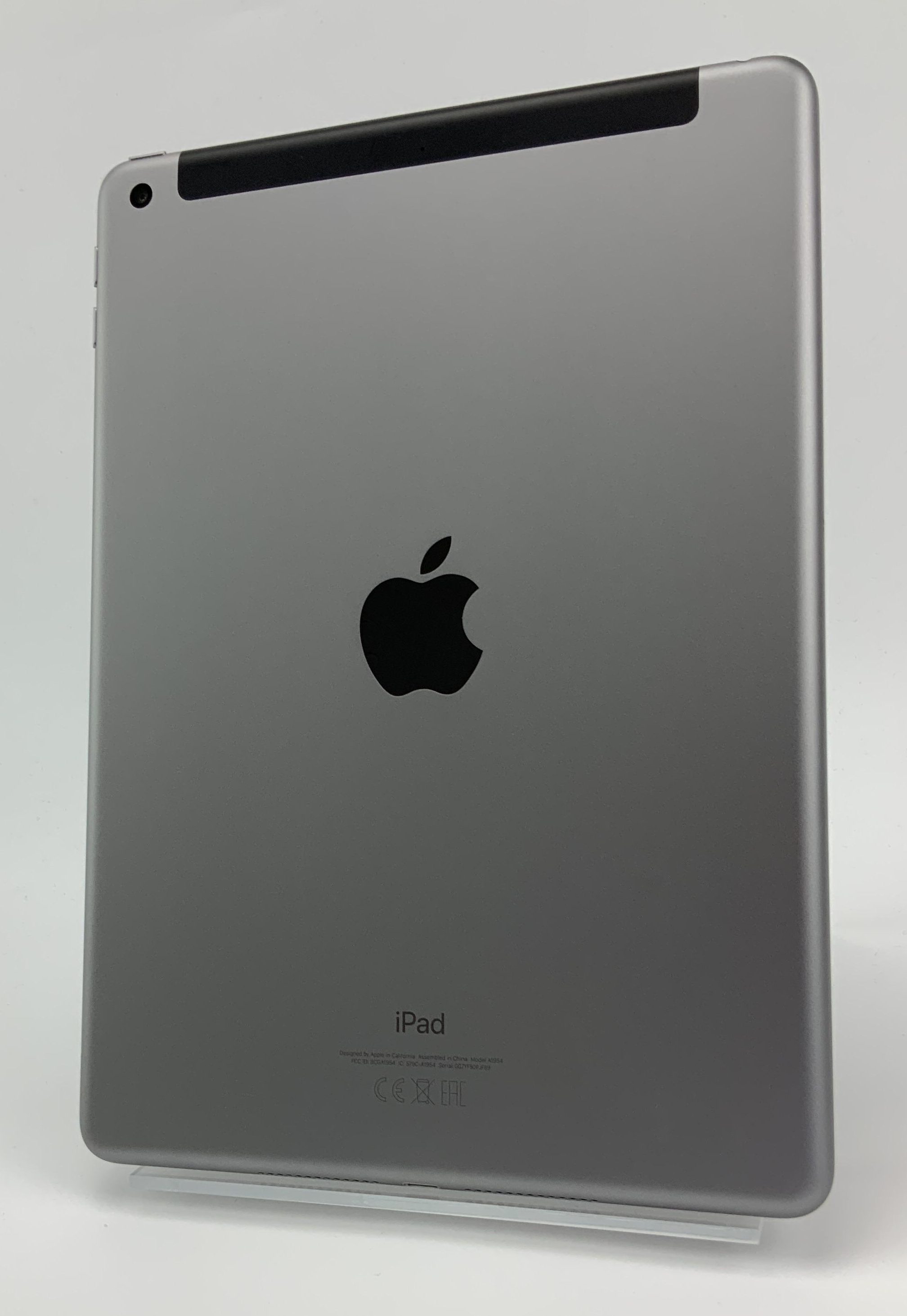 iPad 6 Wi-Fi + Cellular 128GB, 128GB, Space Gray, Kuva 2