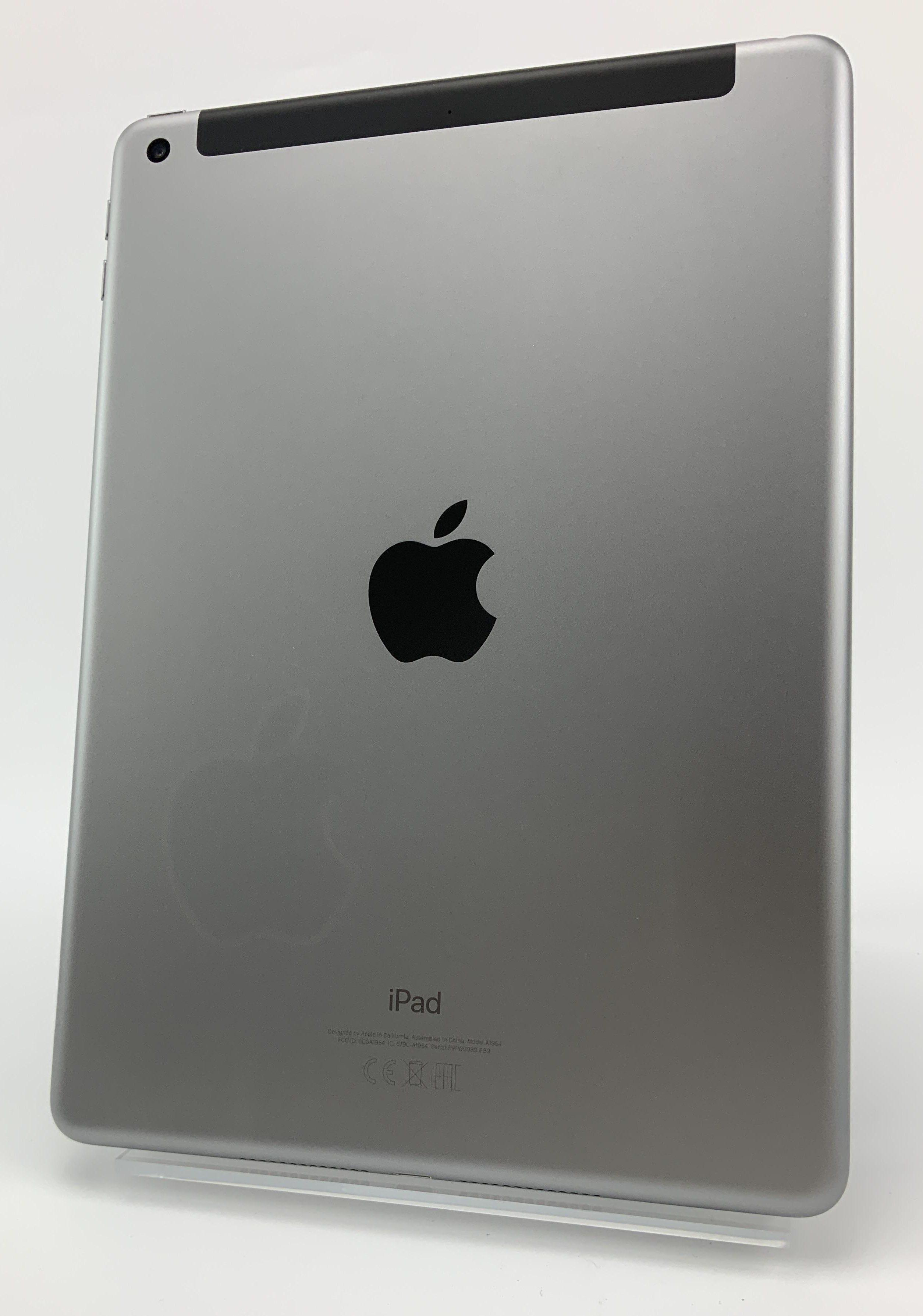 iPad 6 Wi-Fi + Cellular 128GB, 128GB, Space Gray, bild 2