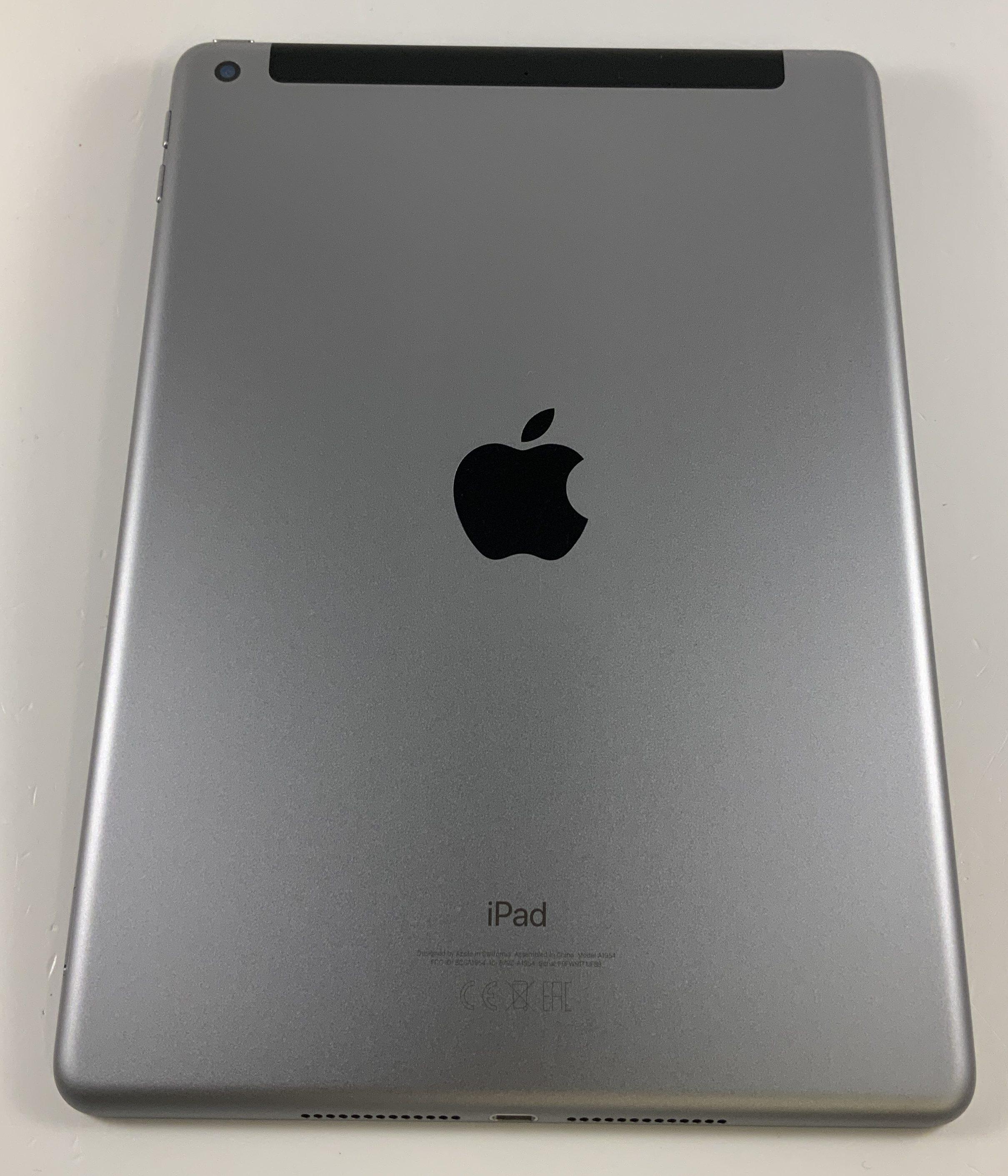 iPad 6 Wi-Fi + Cellular 128GB, 128GB, Space Gray, image 2