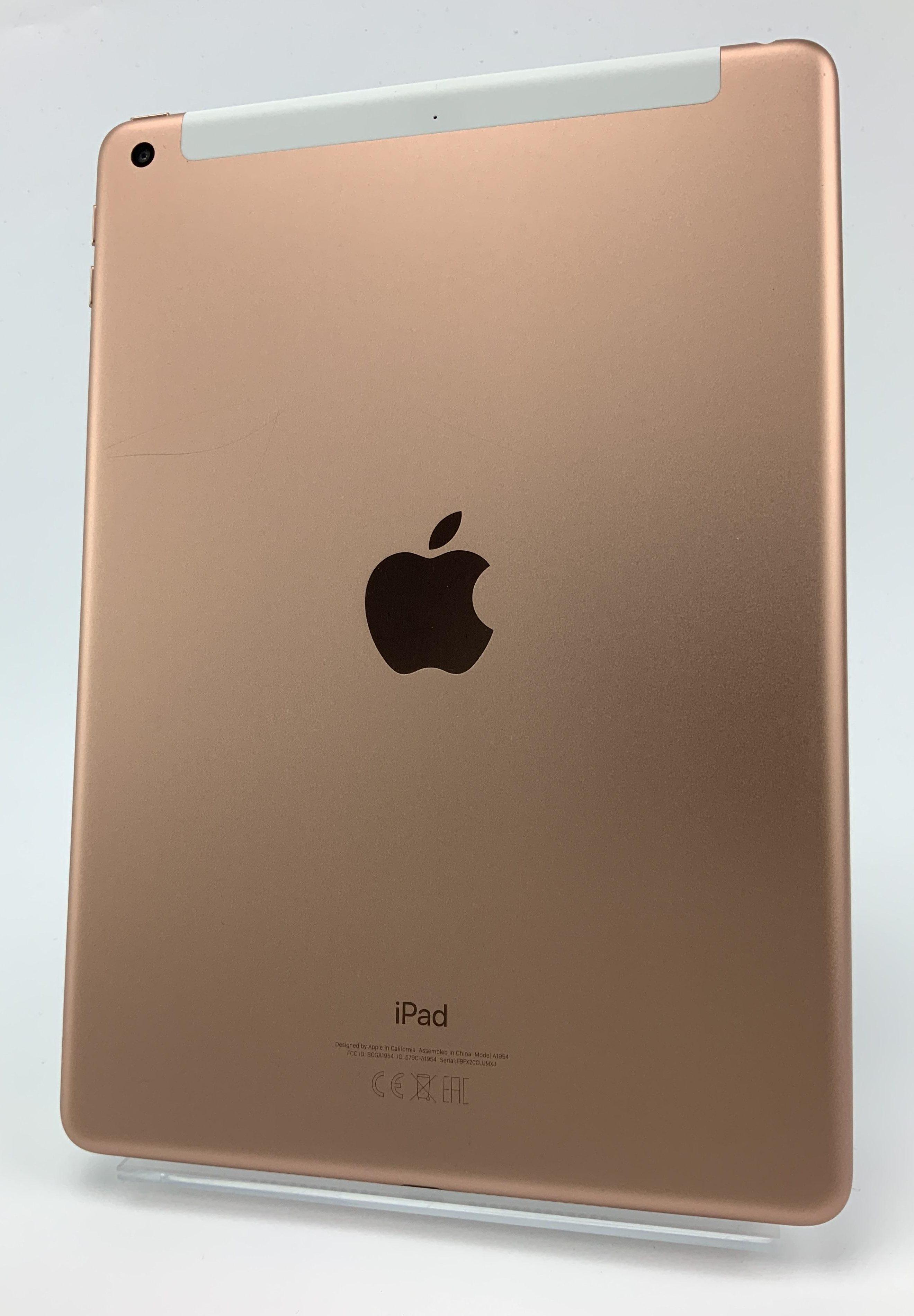 iPad 6 Wi-Fi + Cellular 32GB, 32GB, Gold, Kuva 2