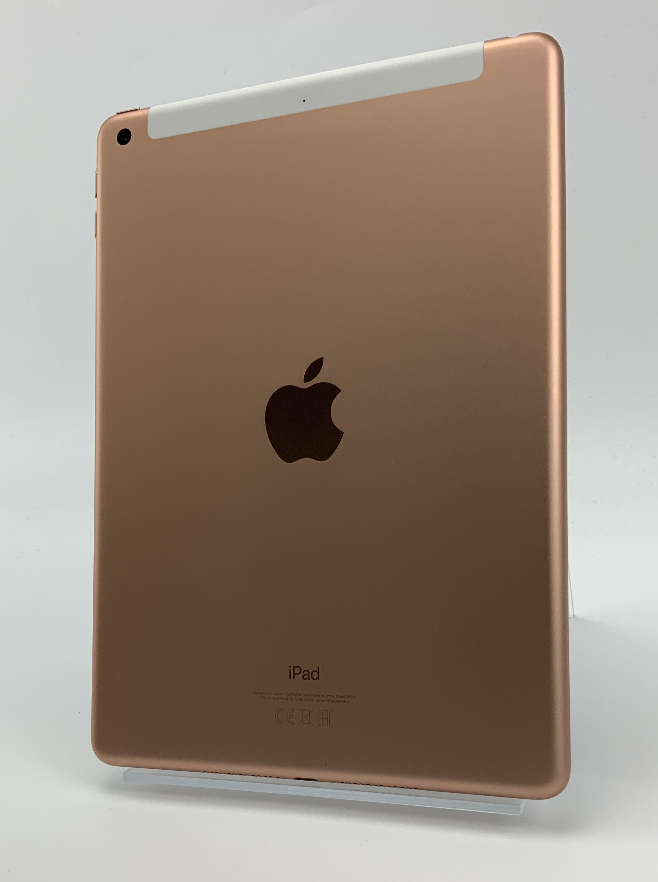 iPad 6 Wi-Fi + Cellular 32GB, 32GB, Gold, imagen 2