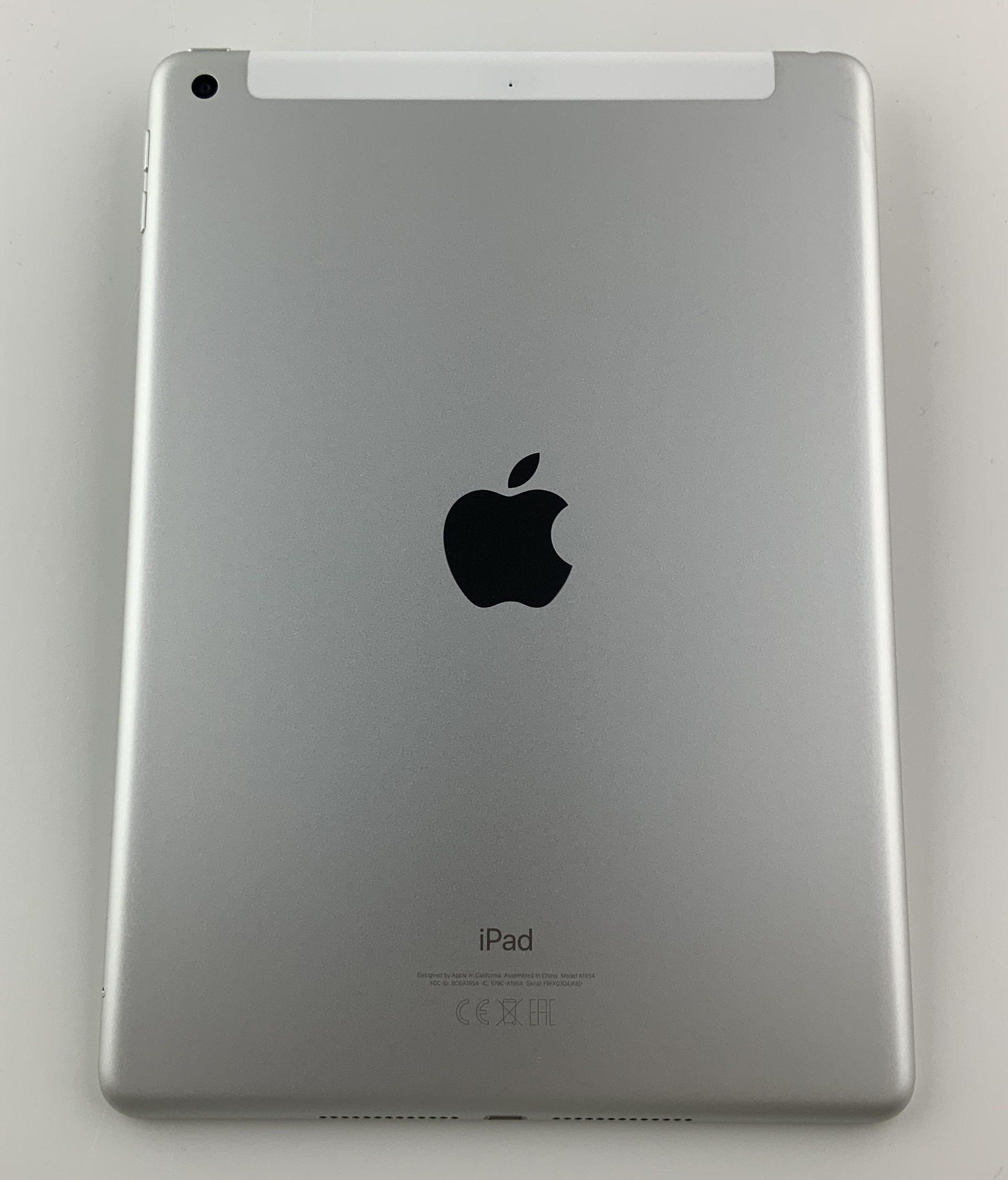 iPad 6 Wi-Fi + Cellular 32GB, 32GB, Silver, Bild 2