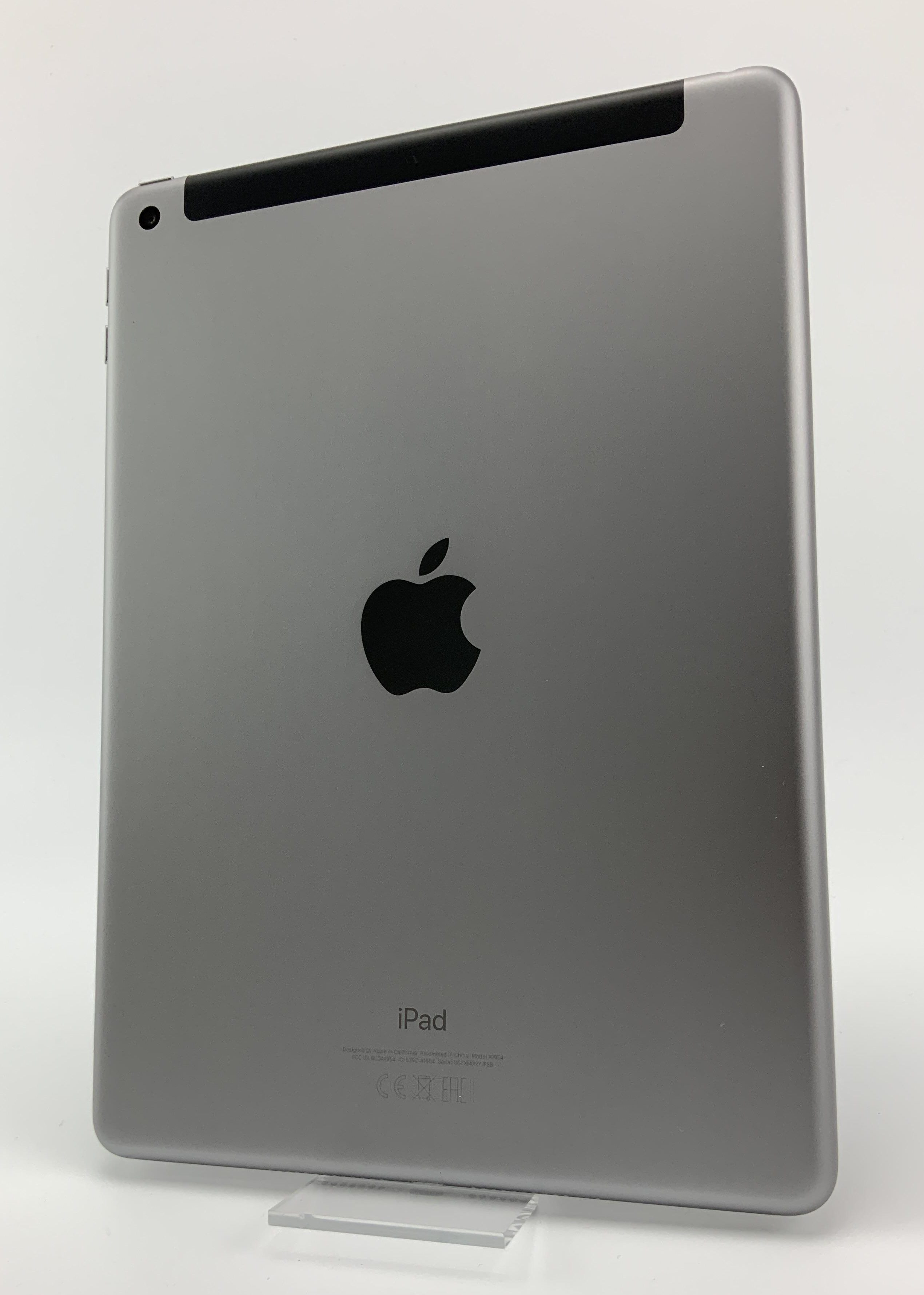 iPad 6 Wi-Fi + Cellular 32GB, 32GB, Space Gray, Bild 2