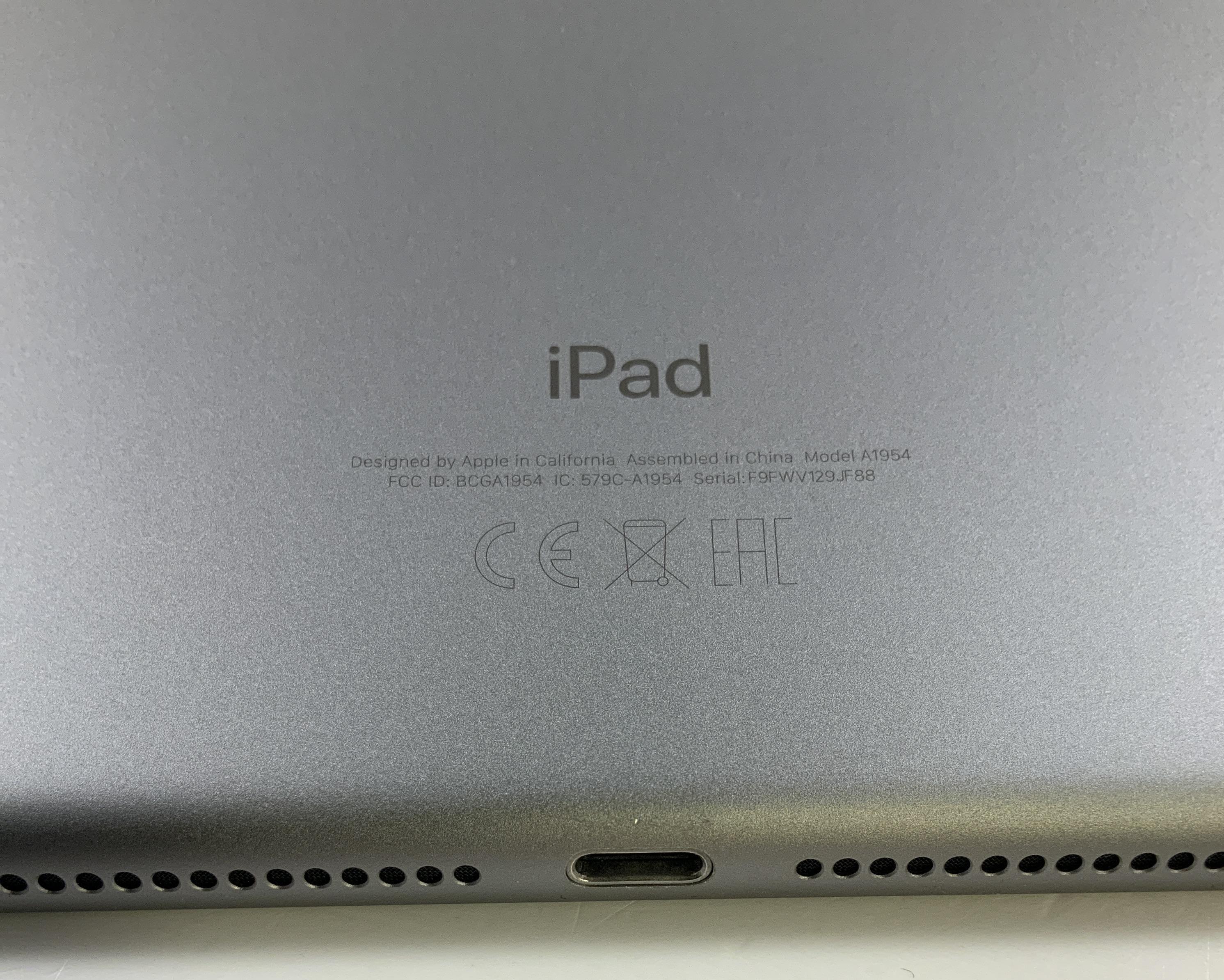 iPad 6 Wi-Fi + Cellular 32GB, 32GB, Space Gray, Kuva 3