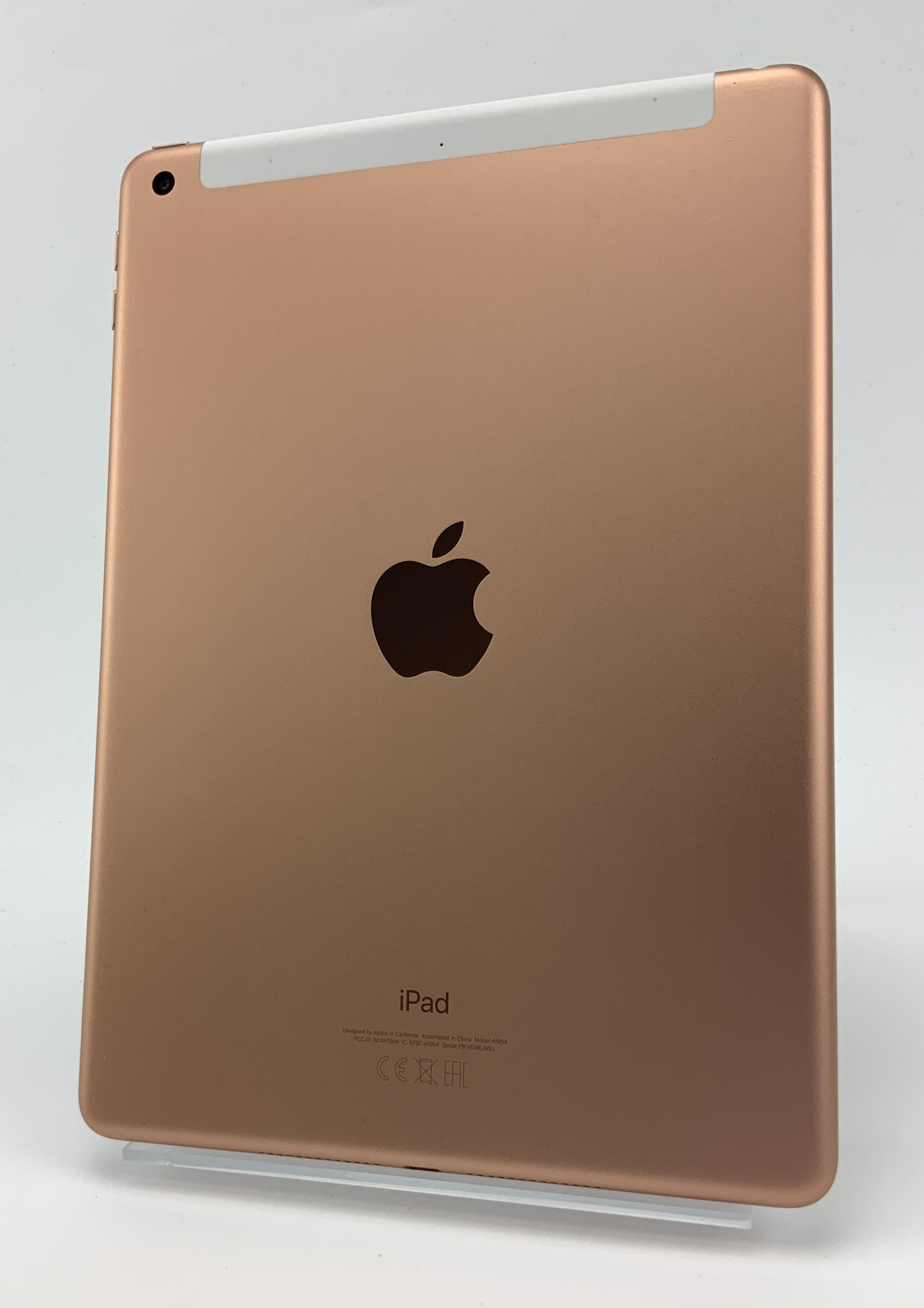 iPad 6 Wi-Fi + Cellular 32GB, 32GB, Gold, immagine 2