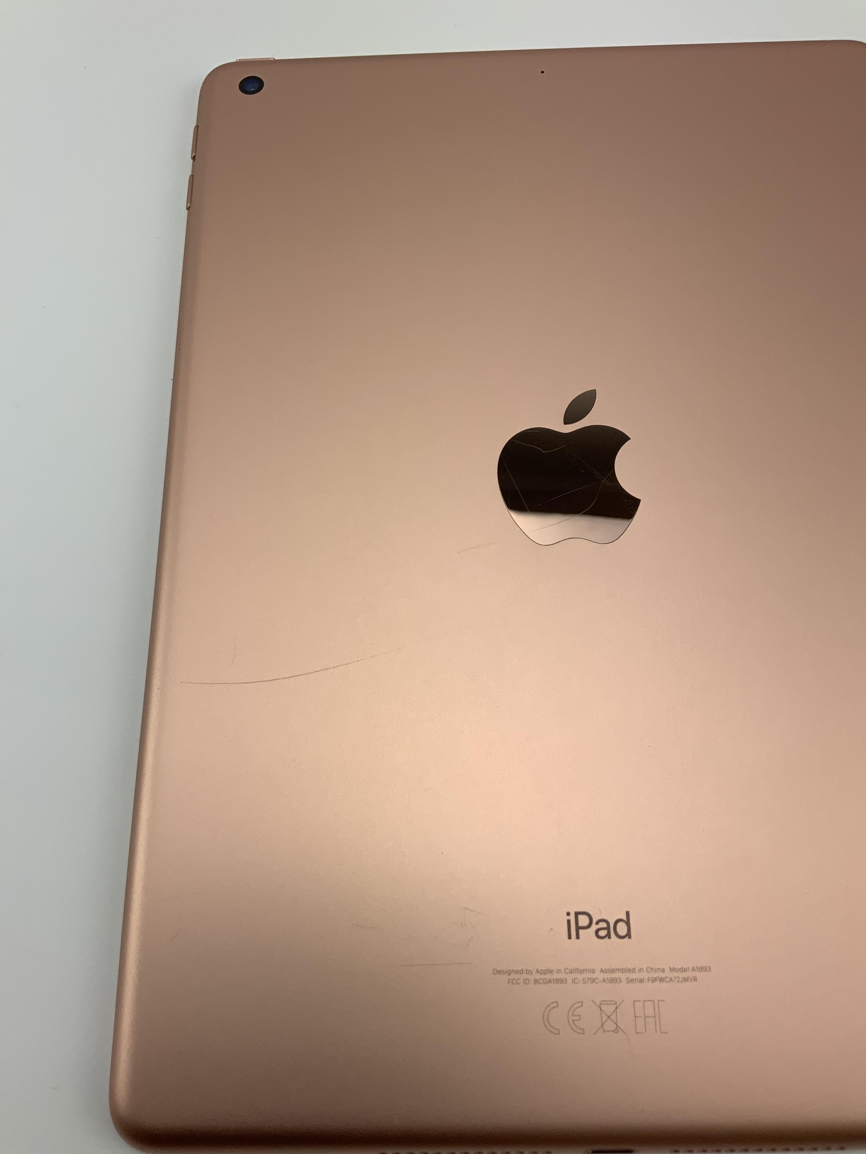 iPad 6 Wi-Fi 32GB, 32GB, Gold, imagen 4