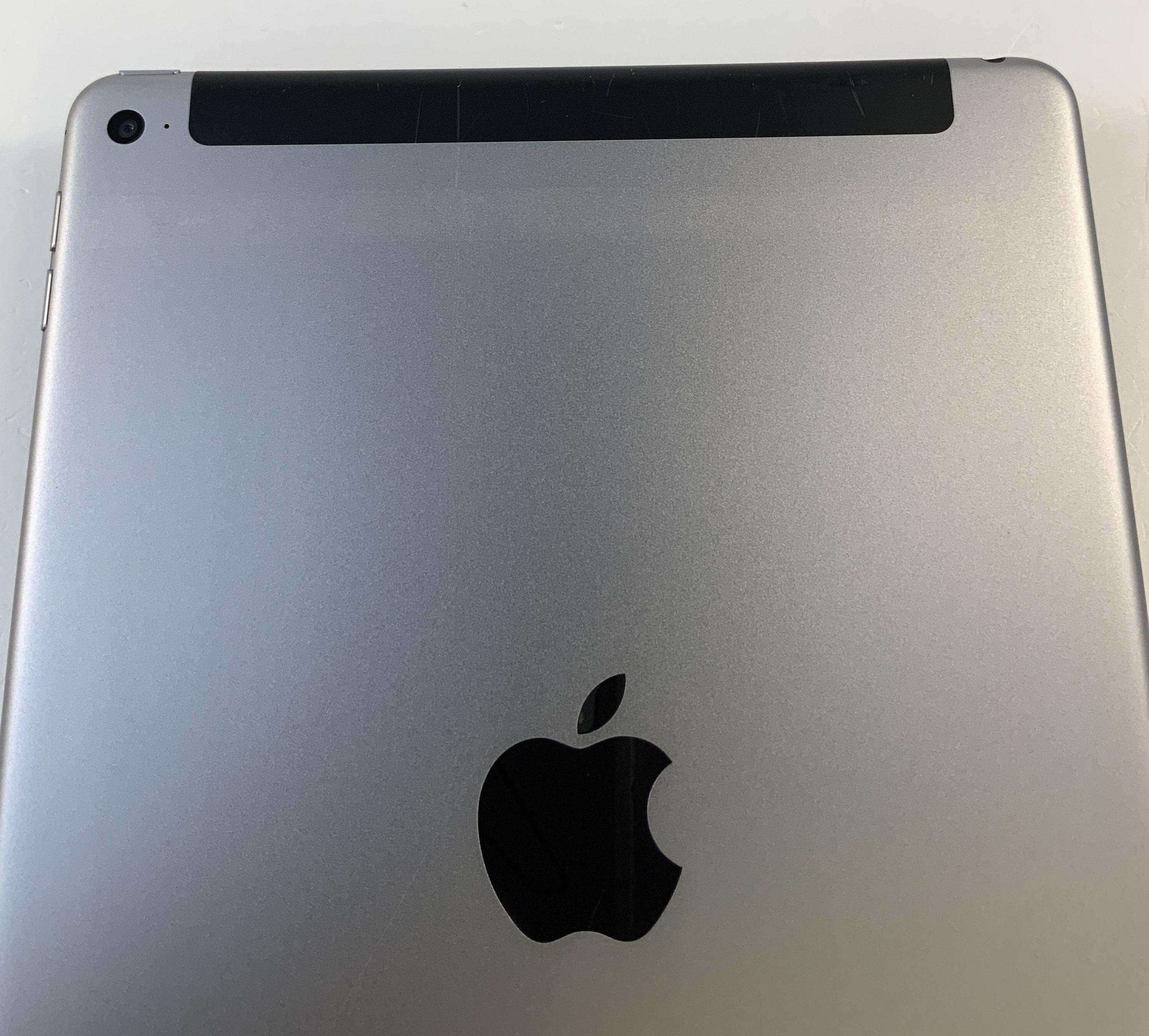 iPad Air 2 Wi-Fi + Cellular 128GB, 128GB, Space Gray, bild 4
