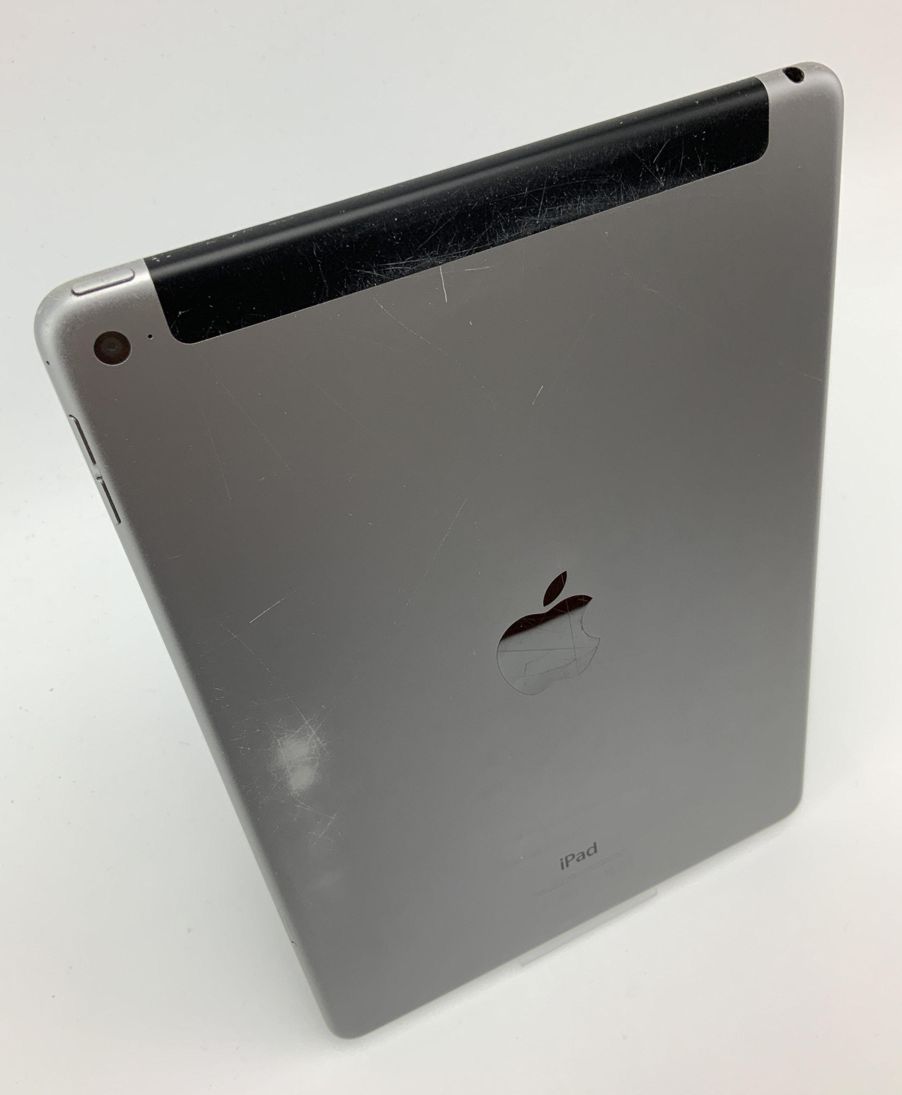 iPad Air 2 Wi-Fi + Cellular 16GB, 16GB, Space Gray, Afbeelding 3