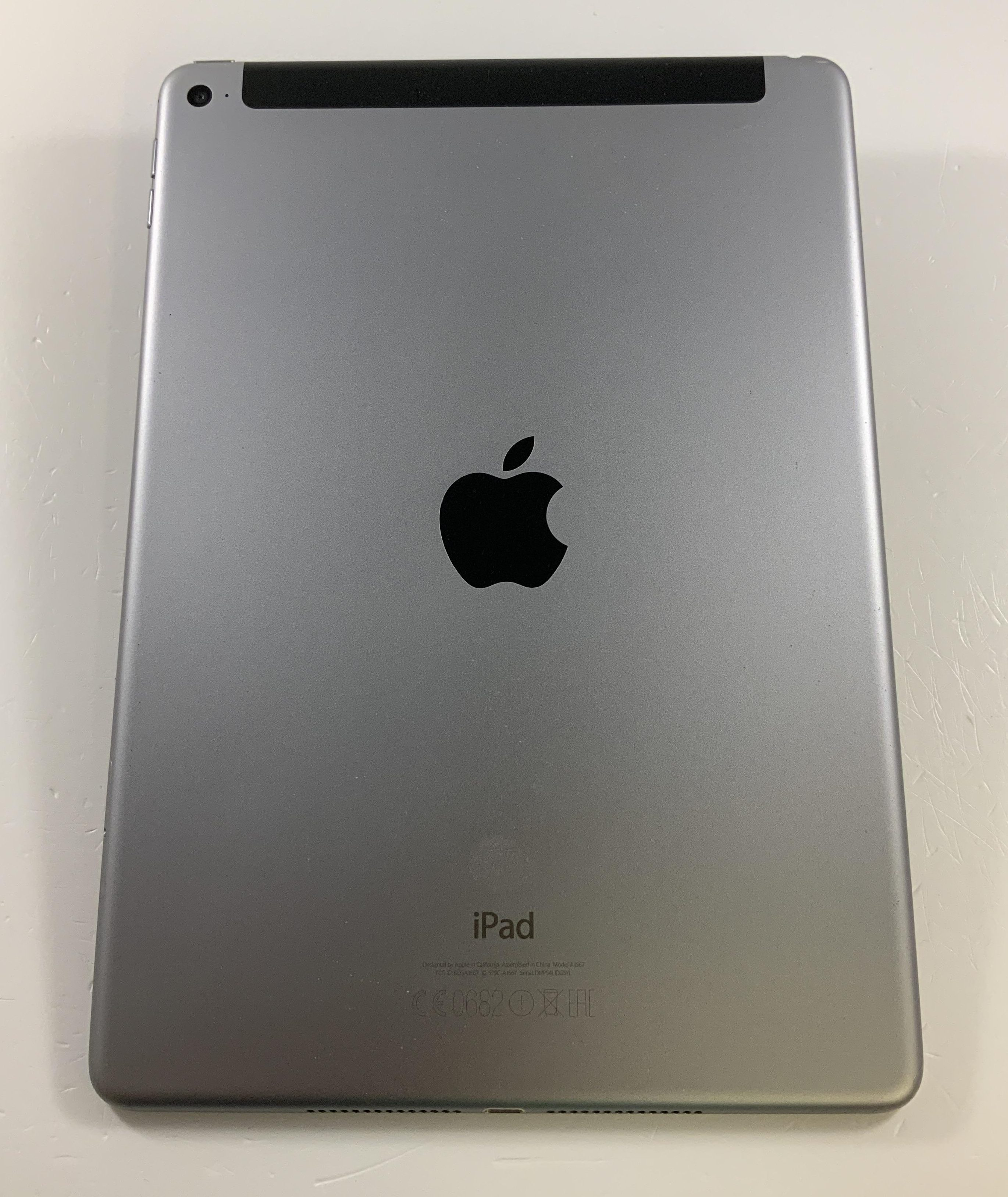 iPad Air 2 Wi-Fi + Cellular 64GB, 64GB, Space Gray, imagen 2
