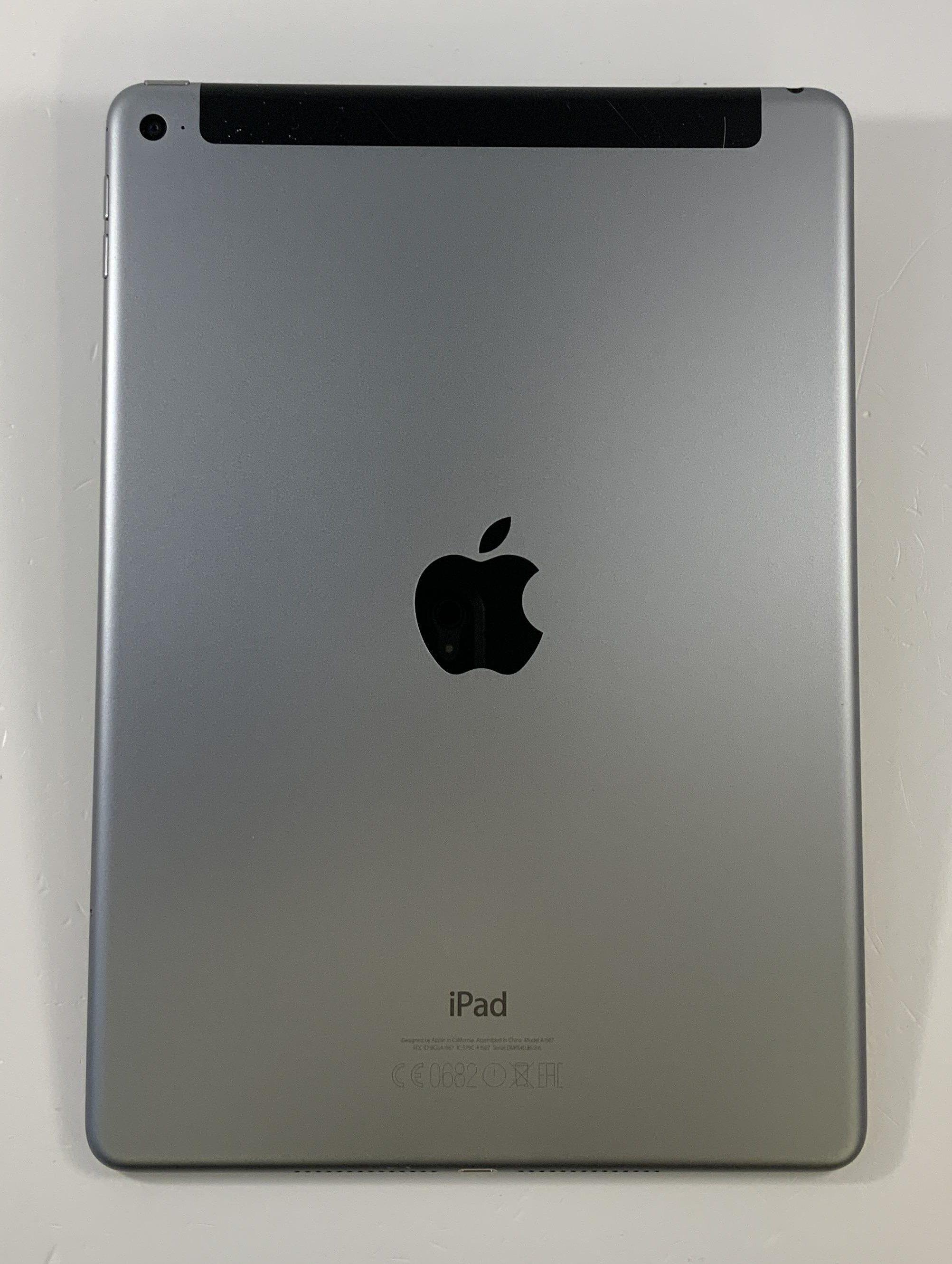 iPad Air 2 Wi-Fi + Cellular 64GB, 64GB, Space Gray, immagine 2