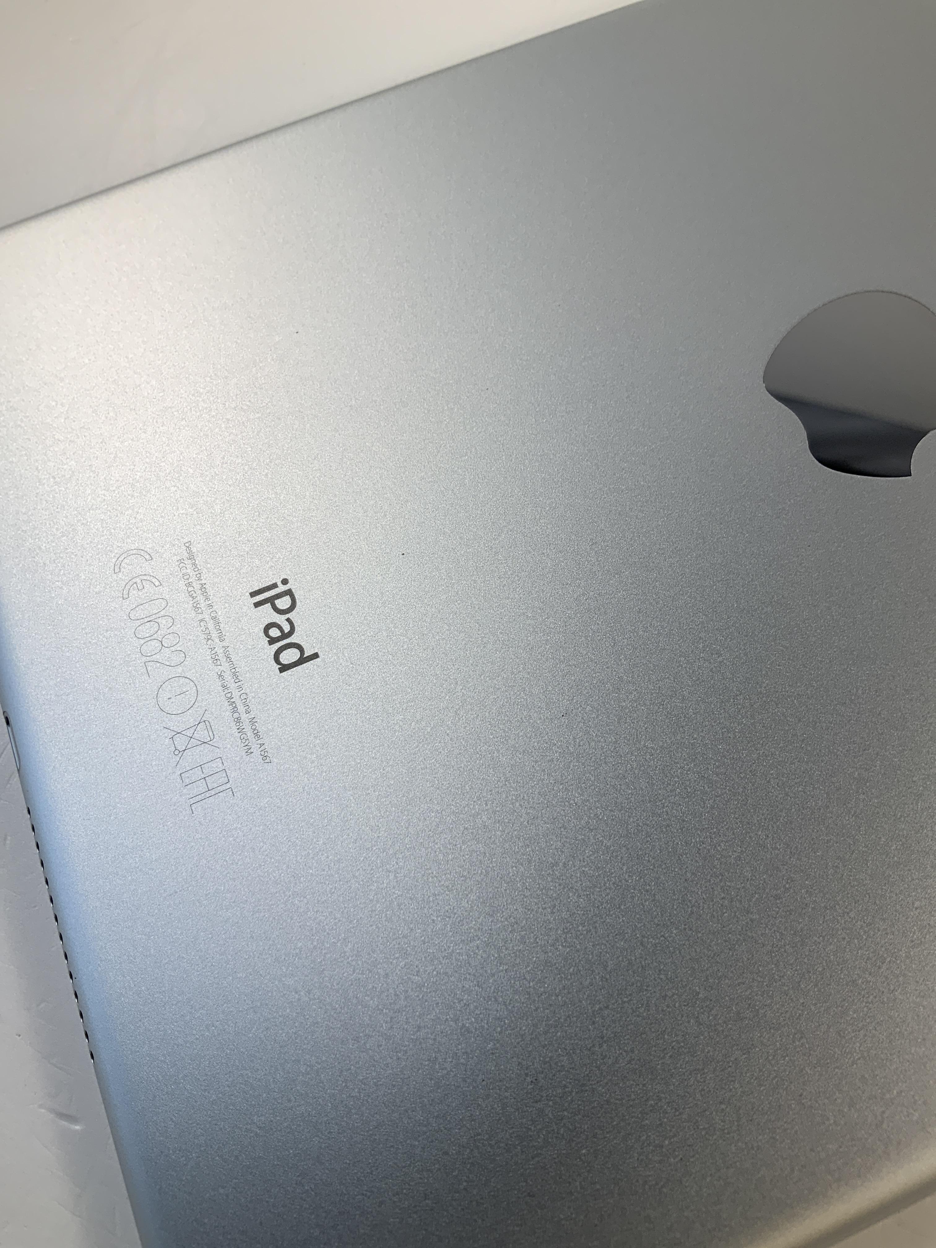 iPad Air 2 Wi-Fi + Cellular 64GB, 64GB, Silver, Kuva 4