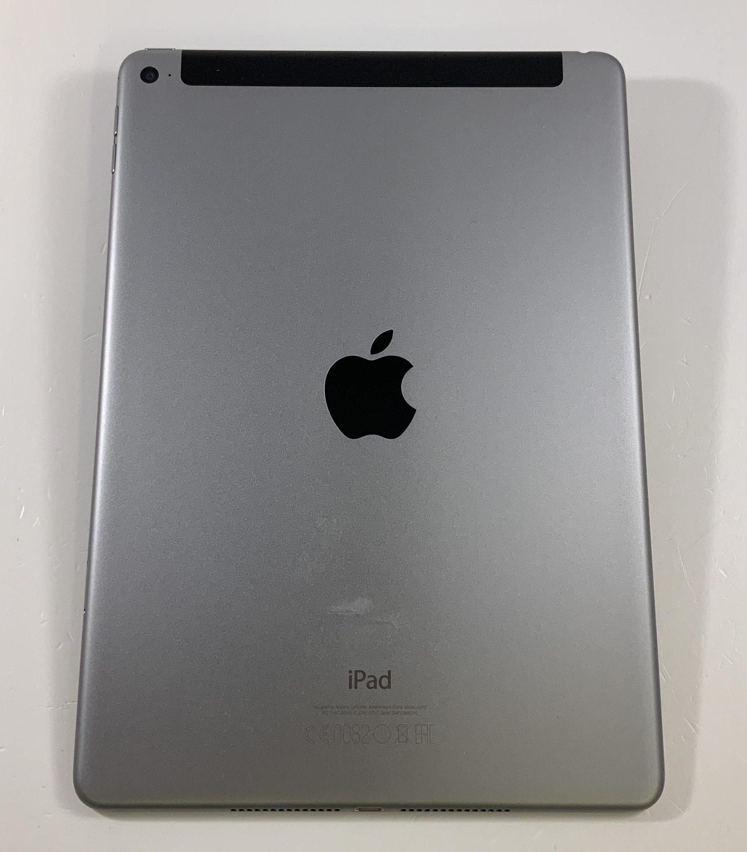 iPad Air 2 Wi-Fi + Cellular 64GB, 64GB, Space Gray, Kuva 2