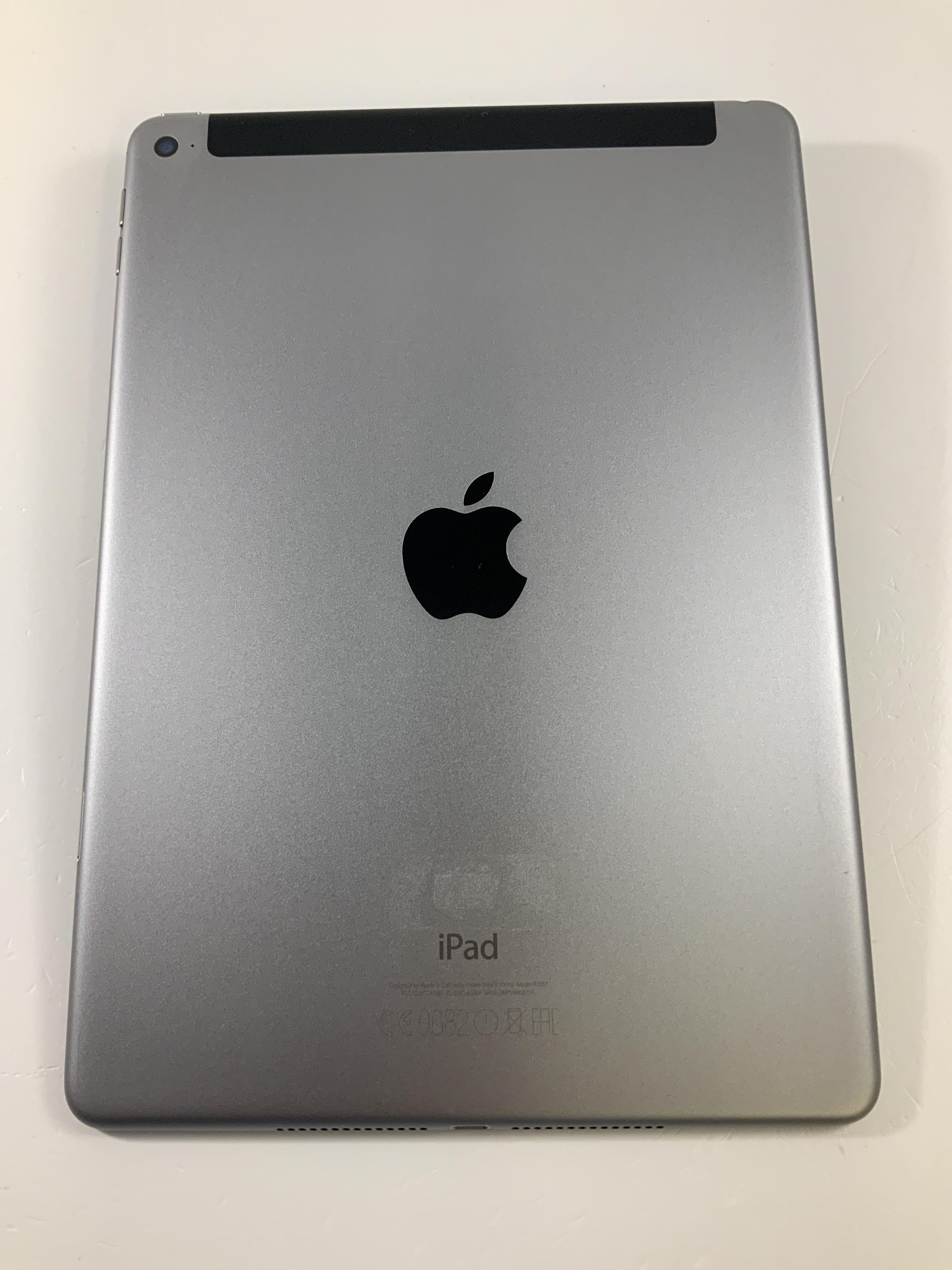 iPad Air 2 Wi-Fi + Cellular 64GB, 64GB, Space Gray, obraz 2