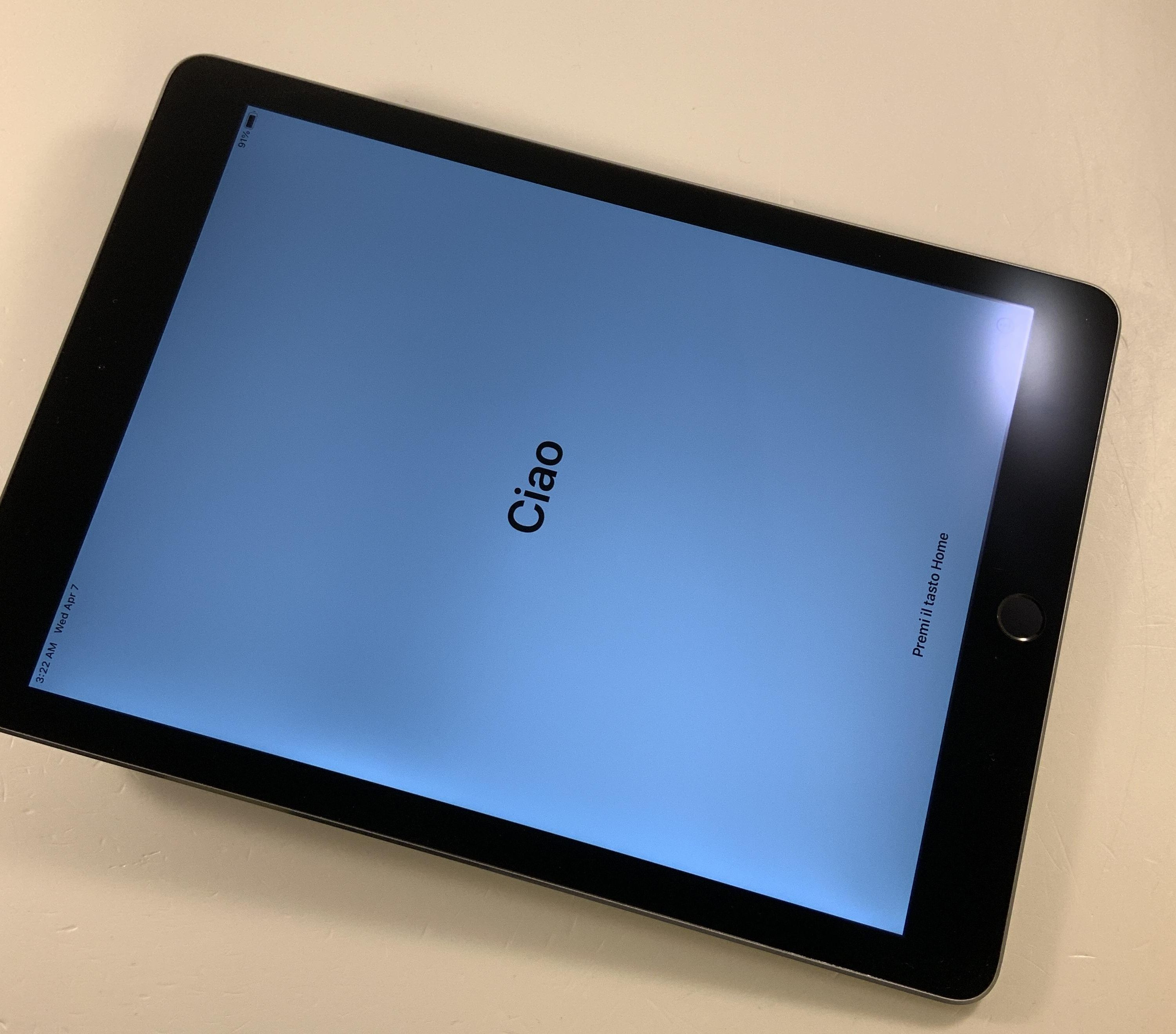 iPad Air 2 Wi-Fi + Cellular 64GB, 64GB, Space Gray, immagine 5