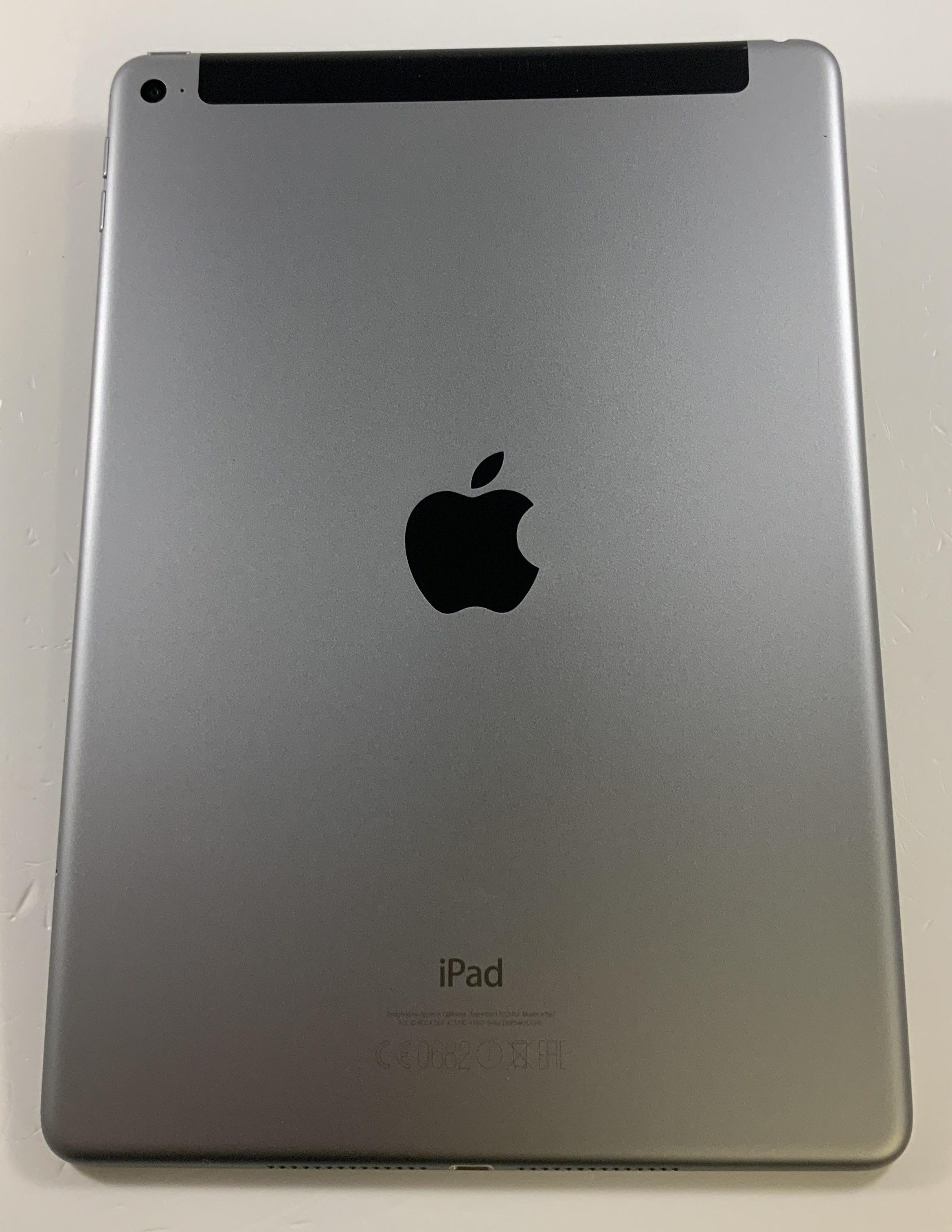 iPad Air 2 Wi-Fi + Cellular 64GB, 64GB, Space Gray, immagine 2