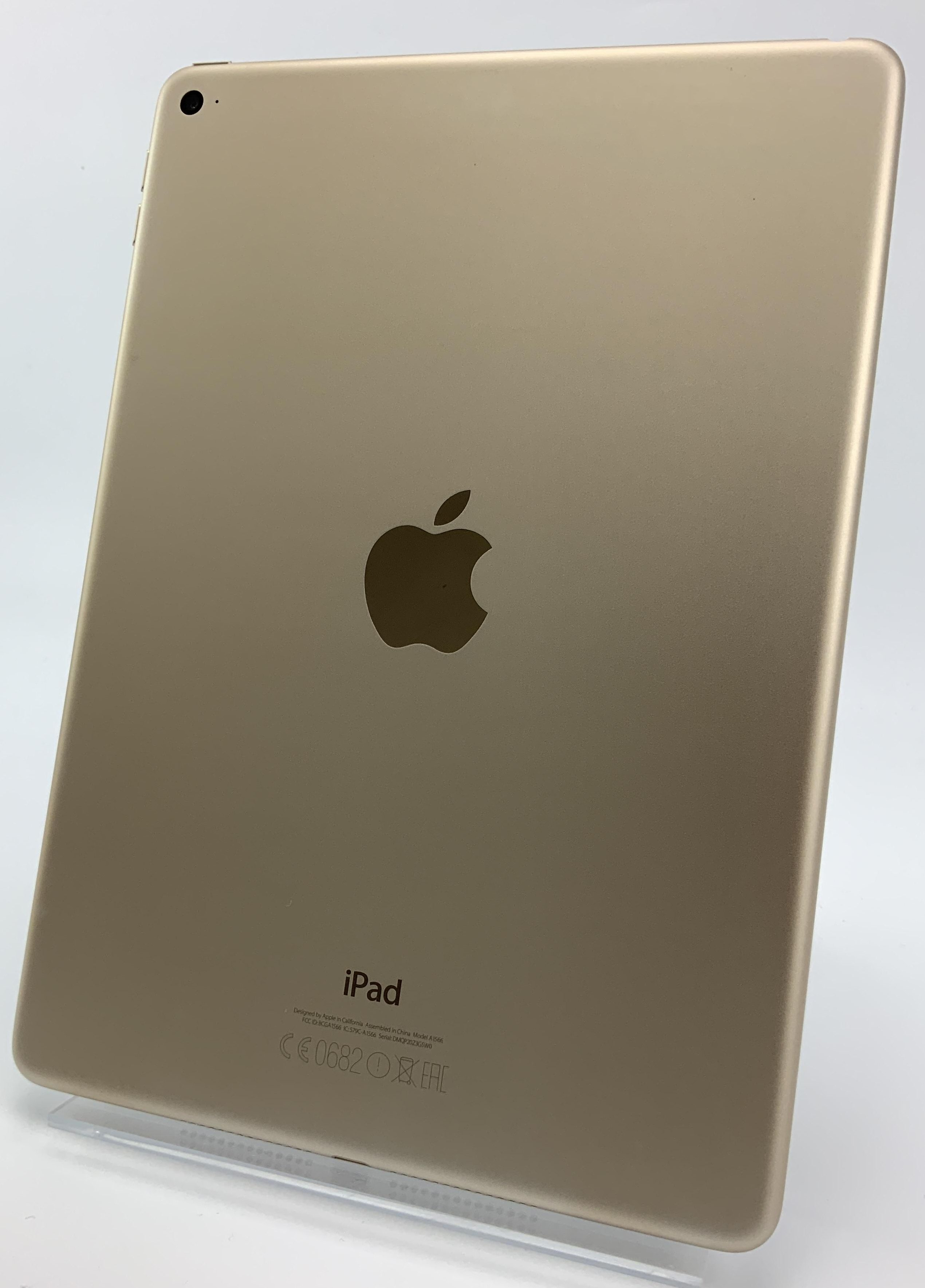 iPad Air 2 Wi-Fi 64GB, 64GB, Gold, Bild 2