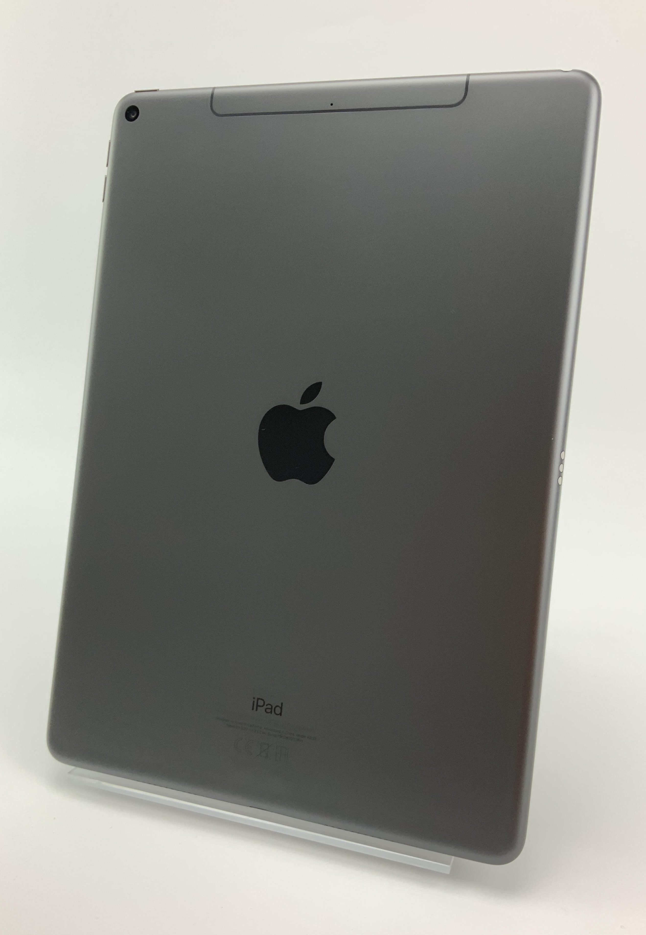iPad Air 3 Wi-Fi + Cellular 64GB, 64GB, Space Gray, Kuva 2