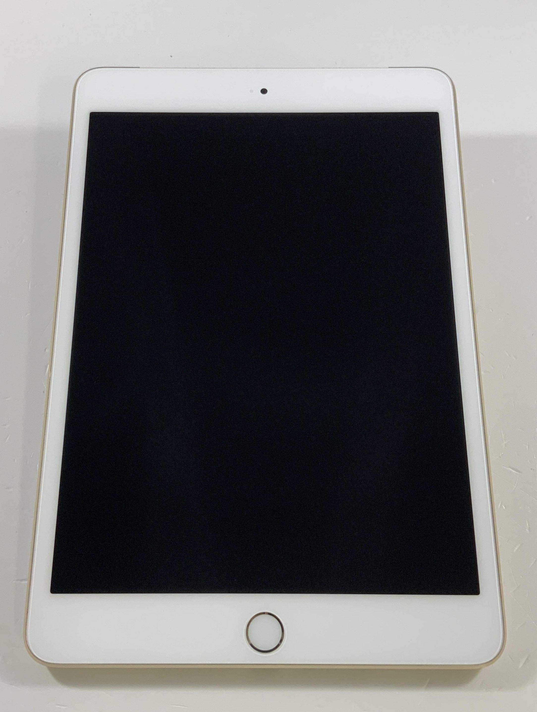iPad mini 3 Wi-Fi + Cellular 64GB, 64GB, Gold, Kuva 1