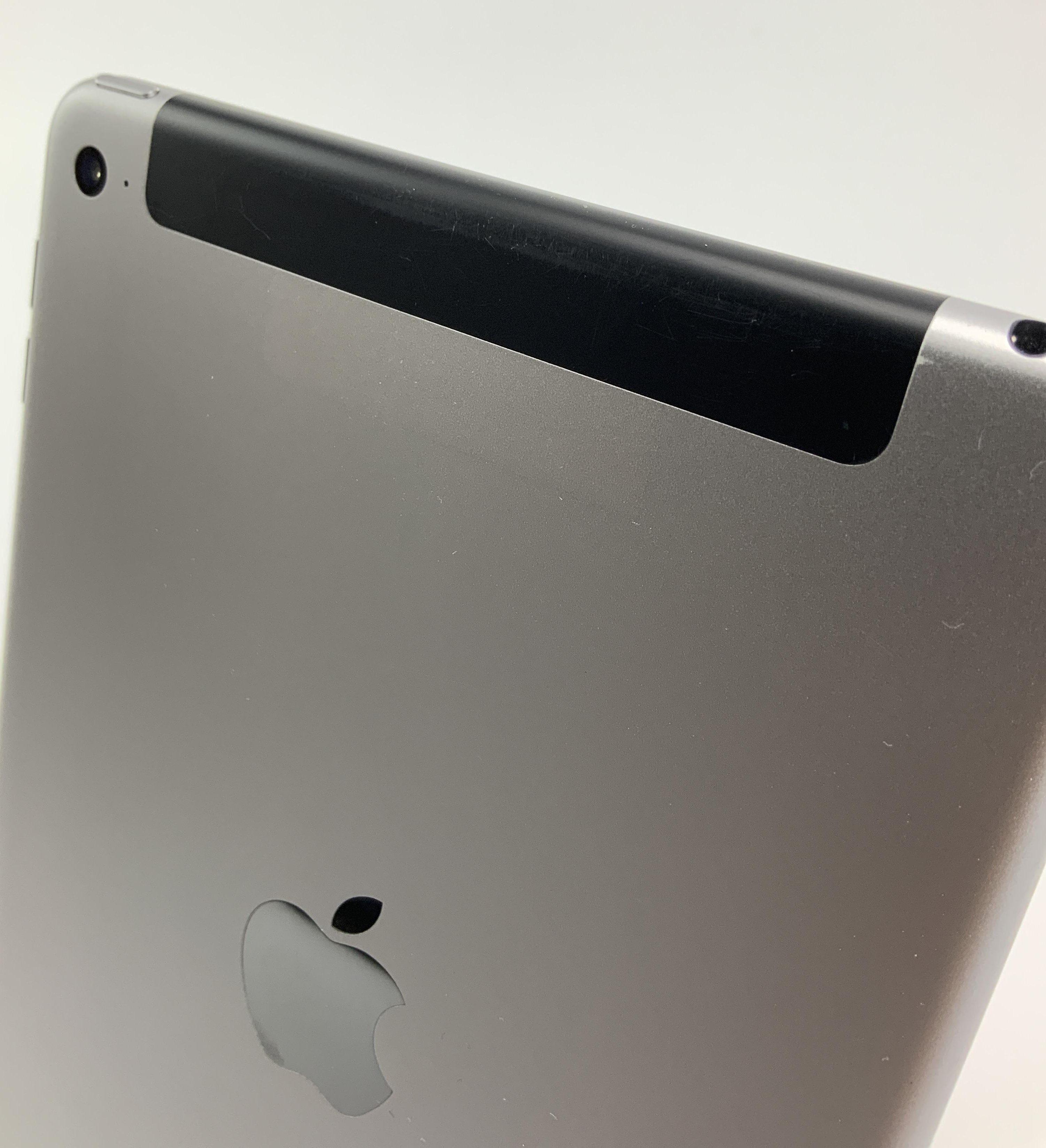 iPad mini 4 Wi-Fi + Cellular 128GB, 128GB, Space Gray, Kuva 3