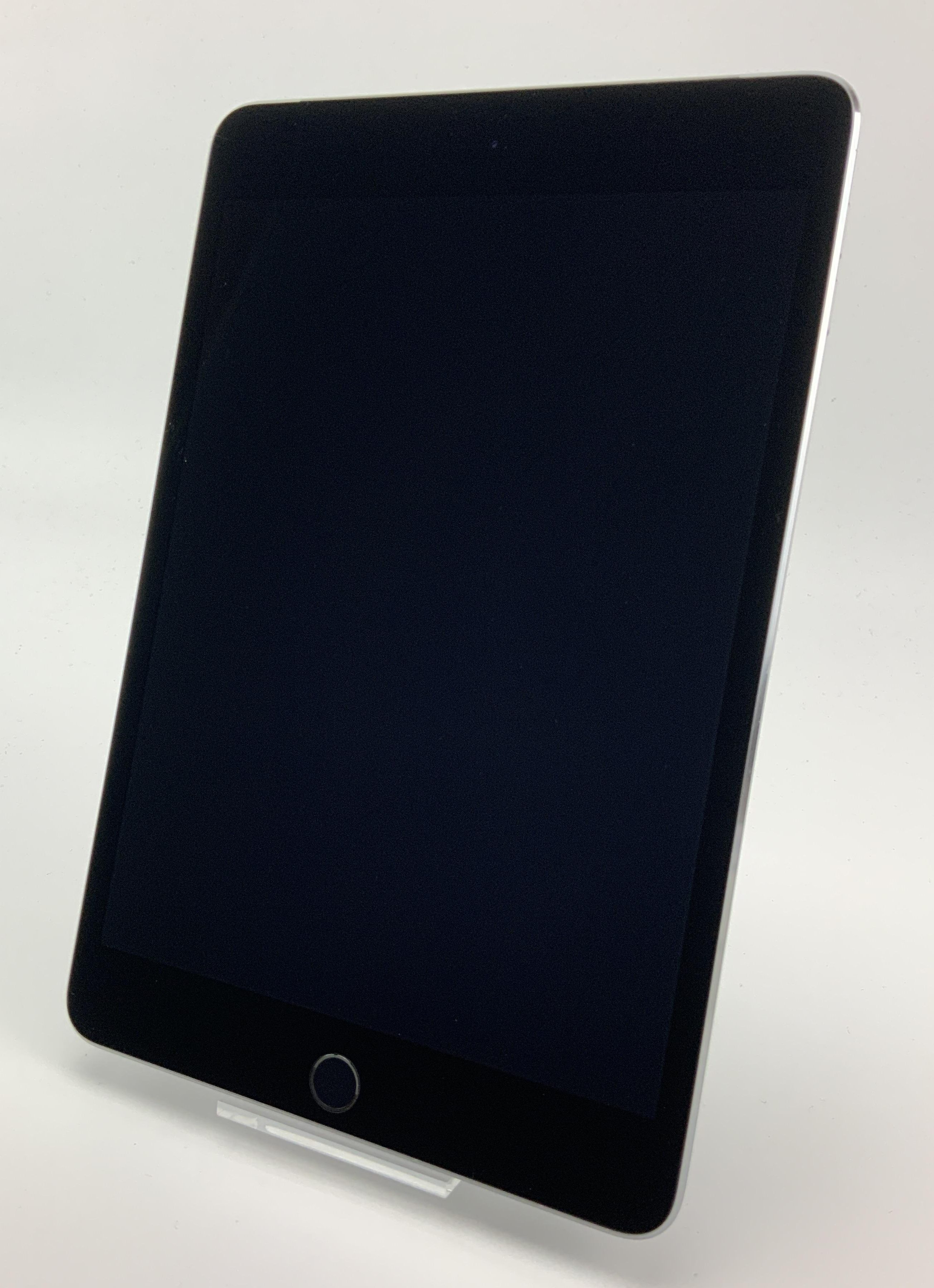 iPad mini 4 Wi-Fi + Cellular 128GB, 128GB, Space Gray, Kuva 1