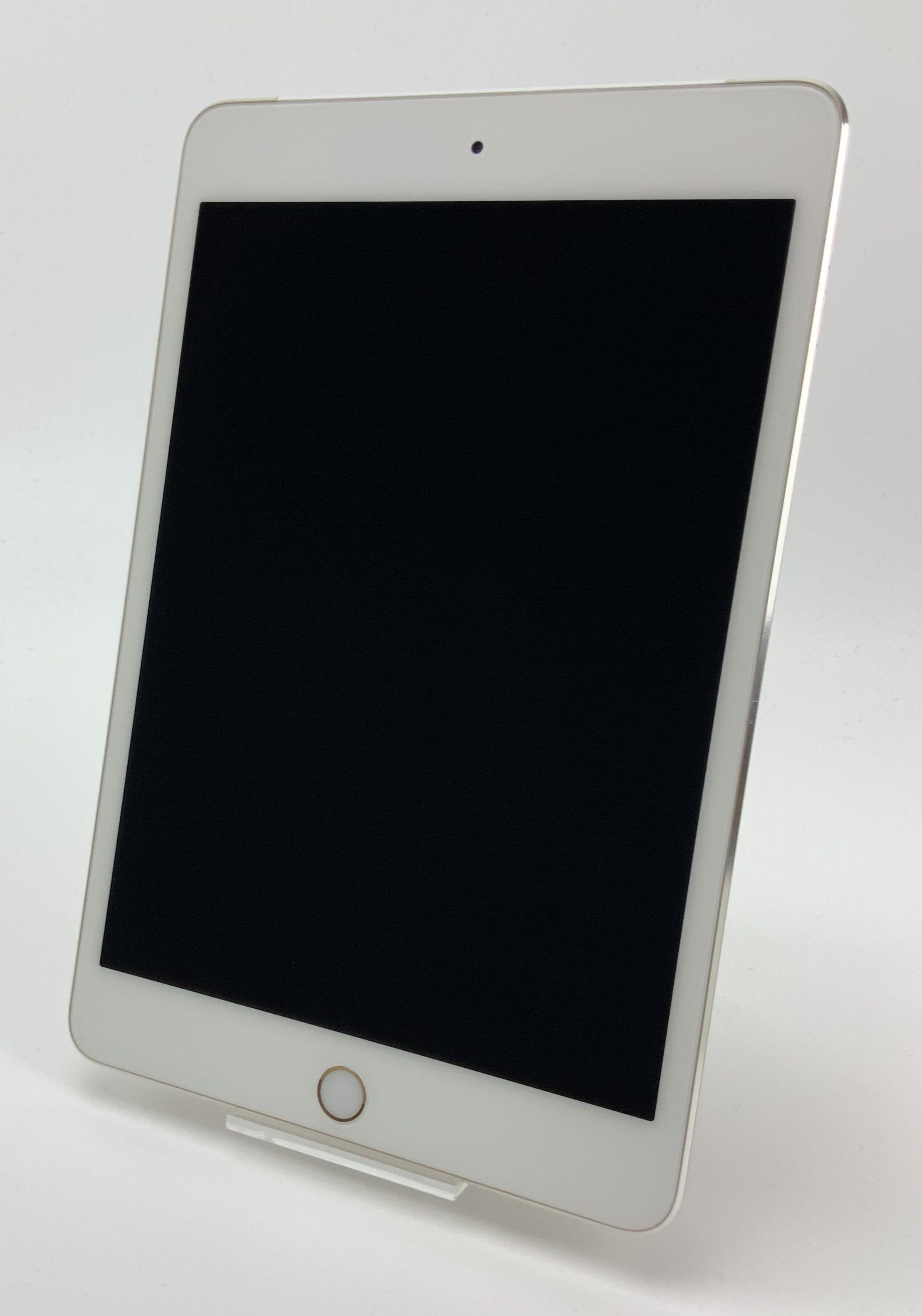 iPad mini 4 Wi-Fi + Cellular 64GB, 64GB, Gold, Kuva 1