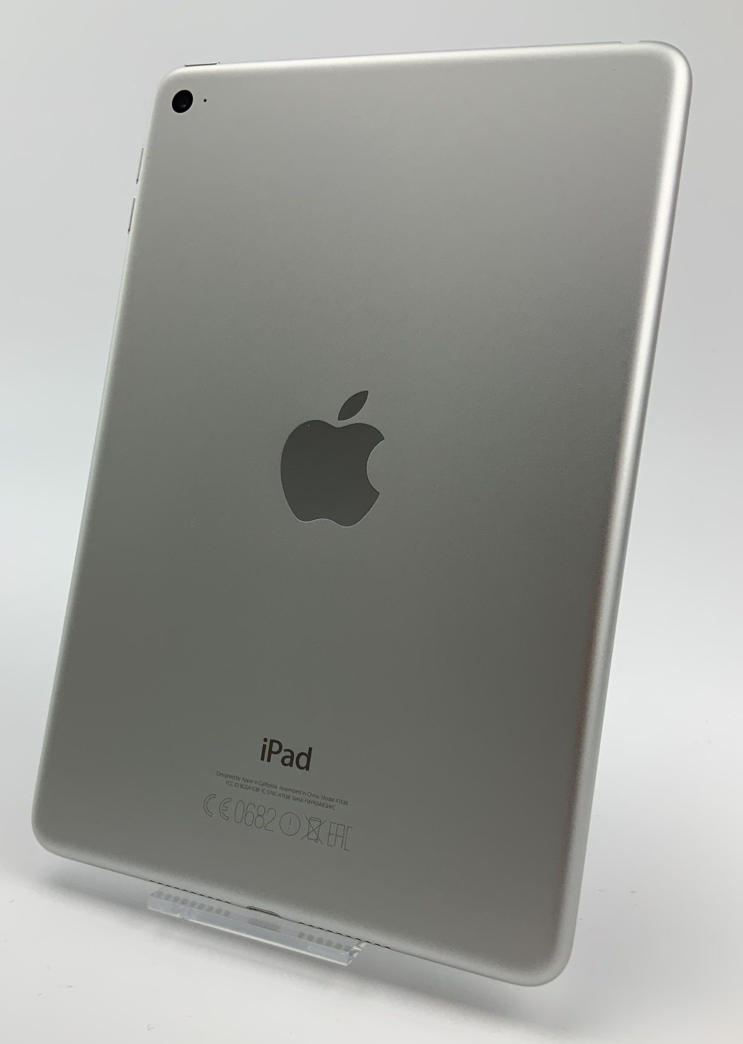 iPad mini 4 Wi-Fi 16GB, 16GB, Silver, image 2