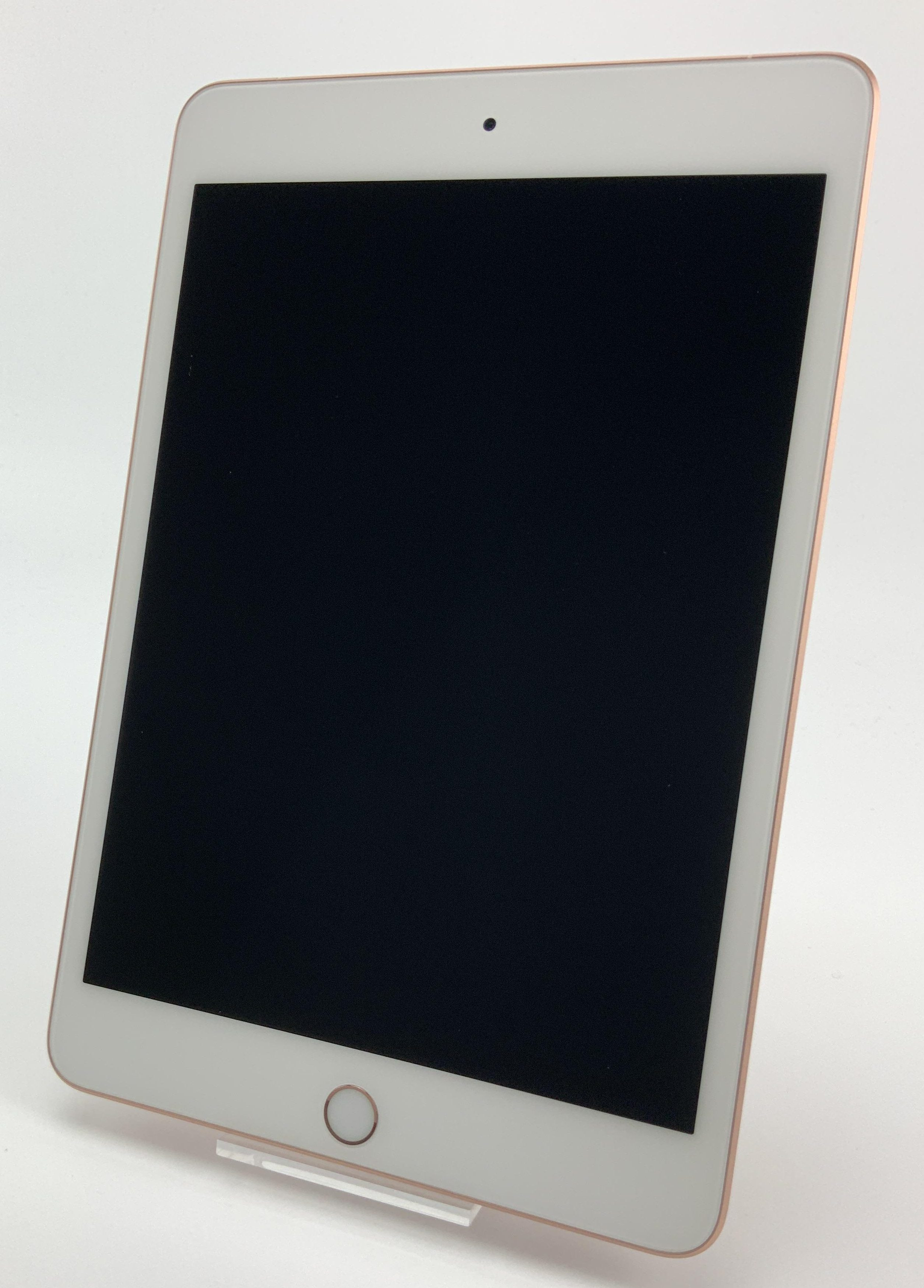iPad mini 5 Wi-Fi + Cellular 64GB, 64GB, Gold, imagen 1