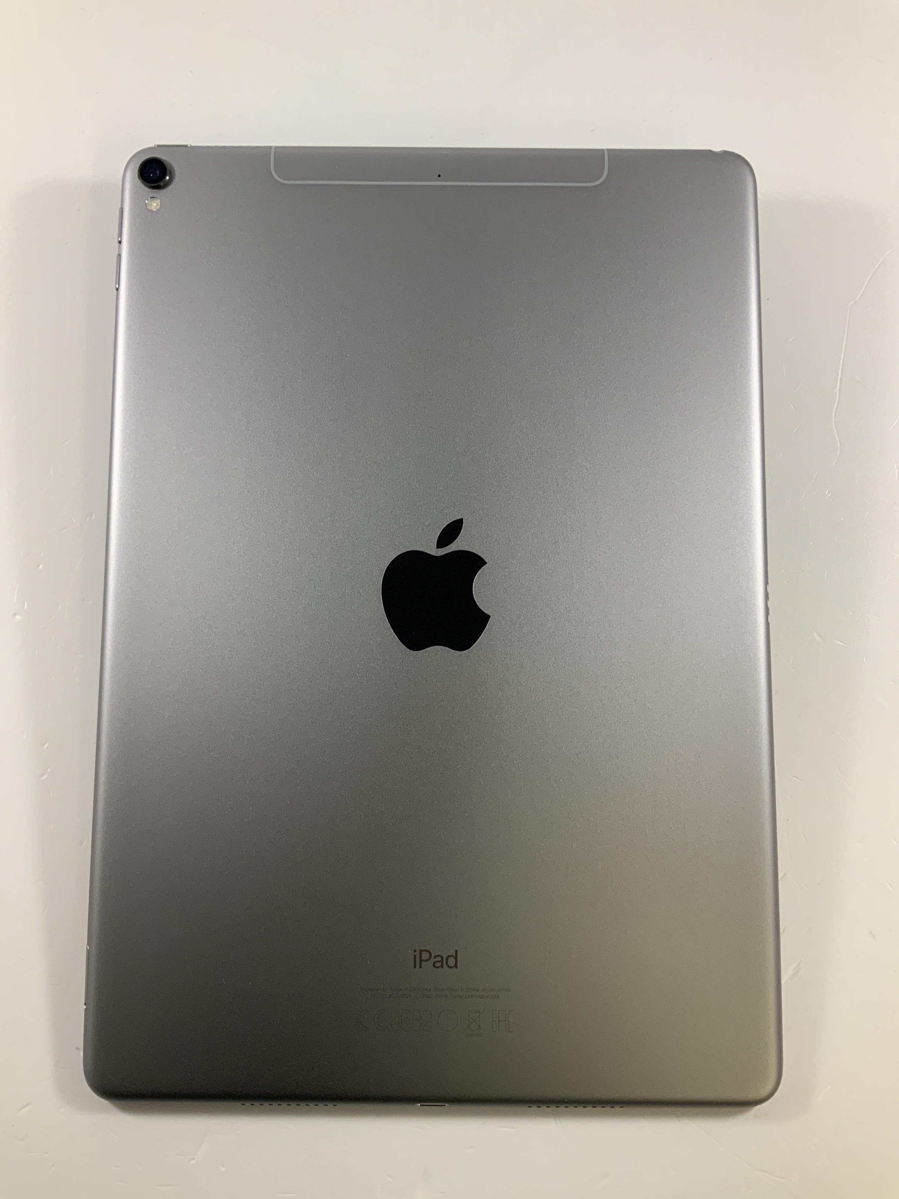 "iPad Pro 10.5"" Wi-Fi + Cellular 64GB, 64GB, Space Gray, bild 3"