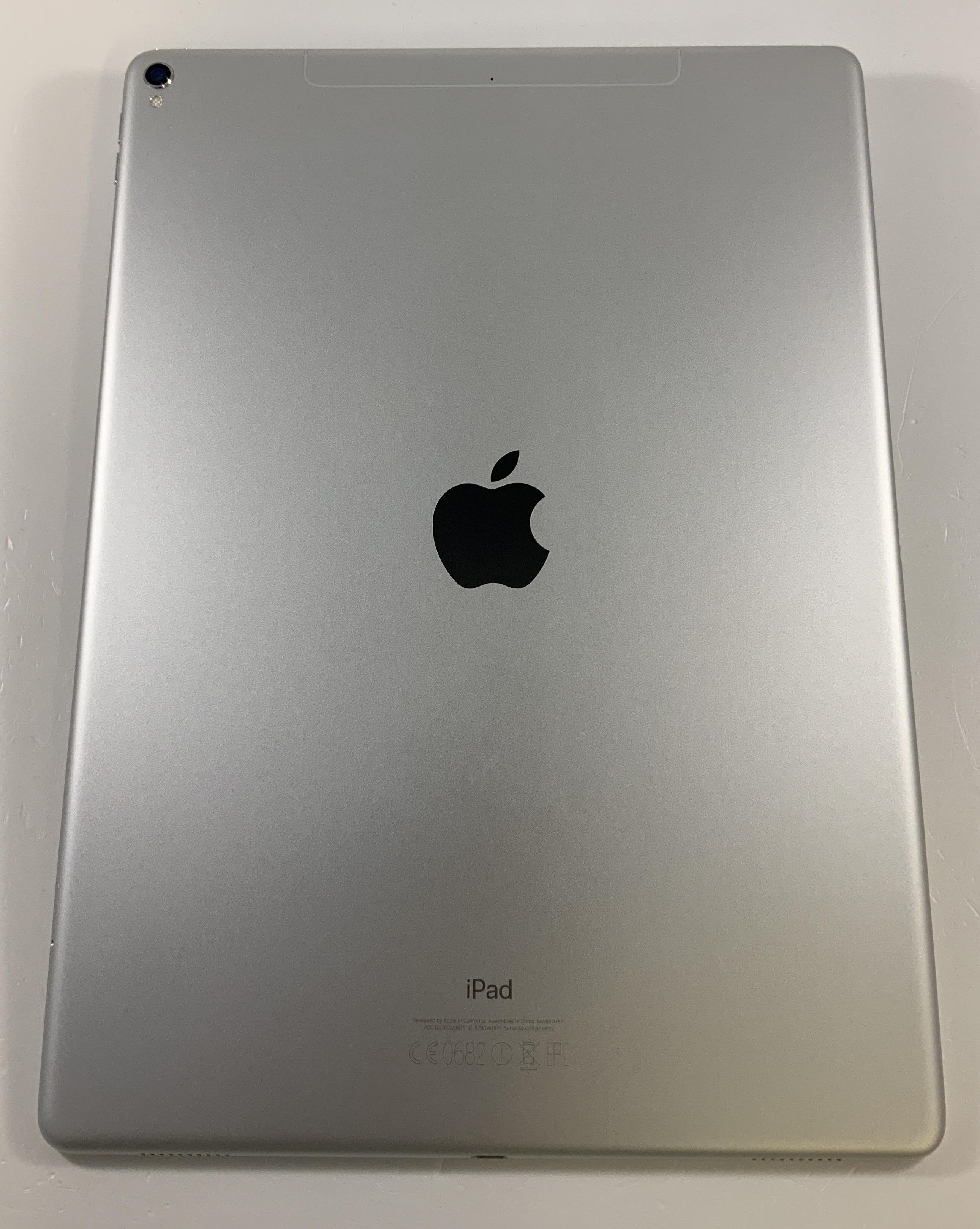 "iPad Pro 12.9"" Wi-Fi + Cellular (2nd Gen) 256GB, 256GB, Silver, bild 2"
