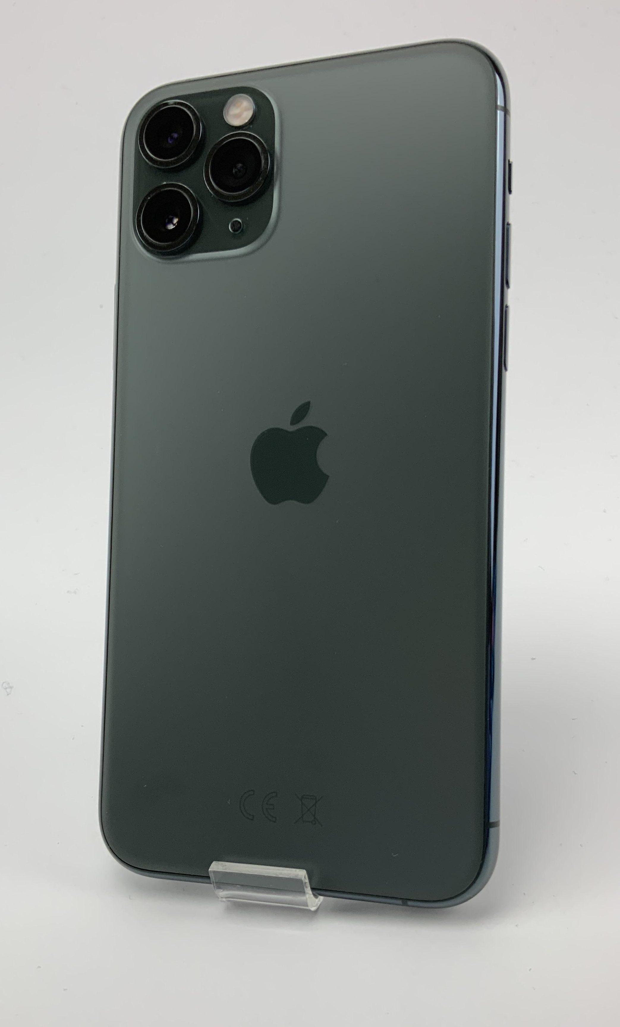 iPhone 11 Pro 256GB, 256GB, Midnight Green, Kuva 2