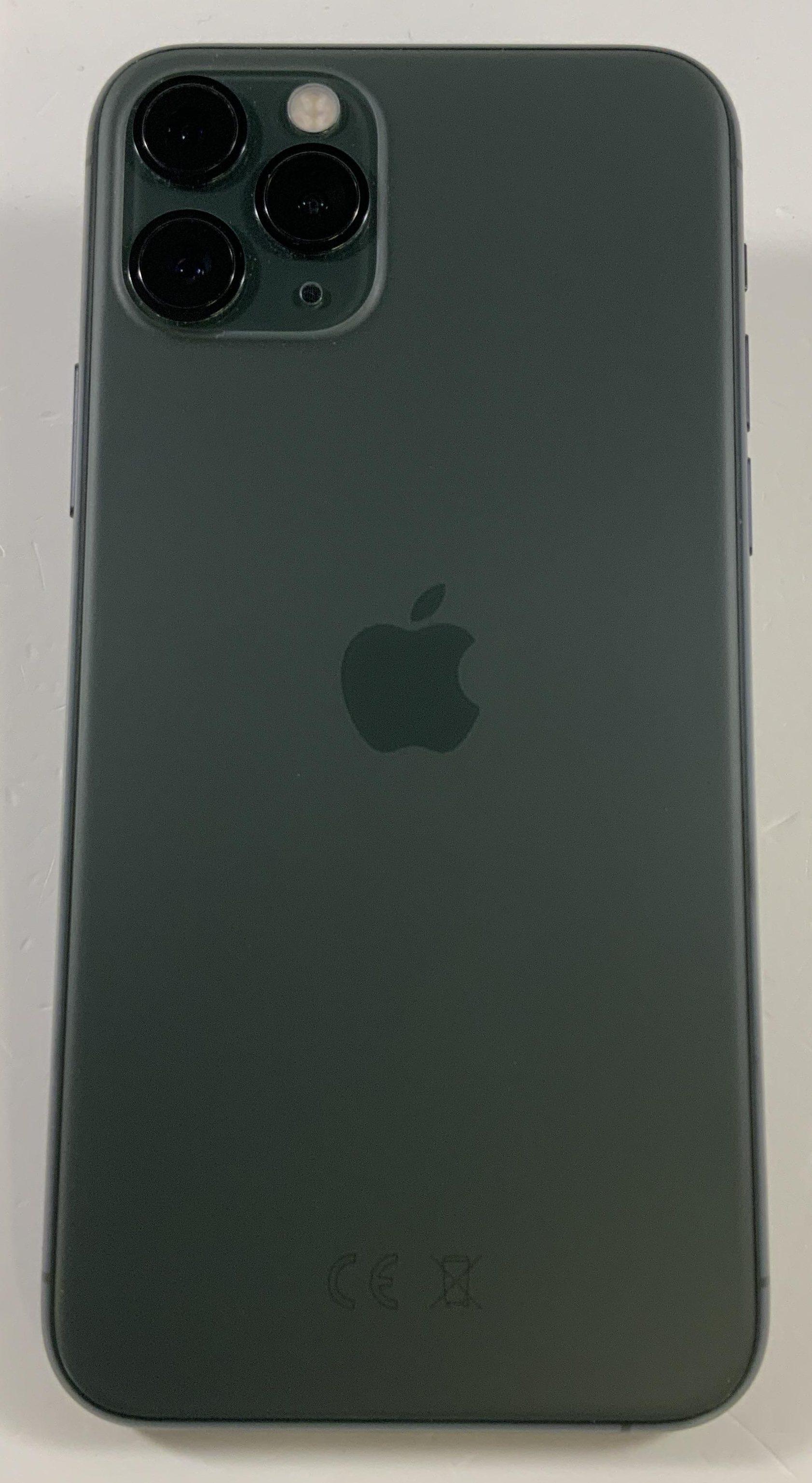 iPhone 11 Pro 256GB, 256GB, Midnight Green, immagine 2