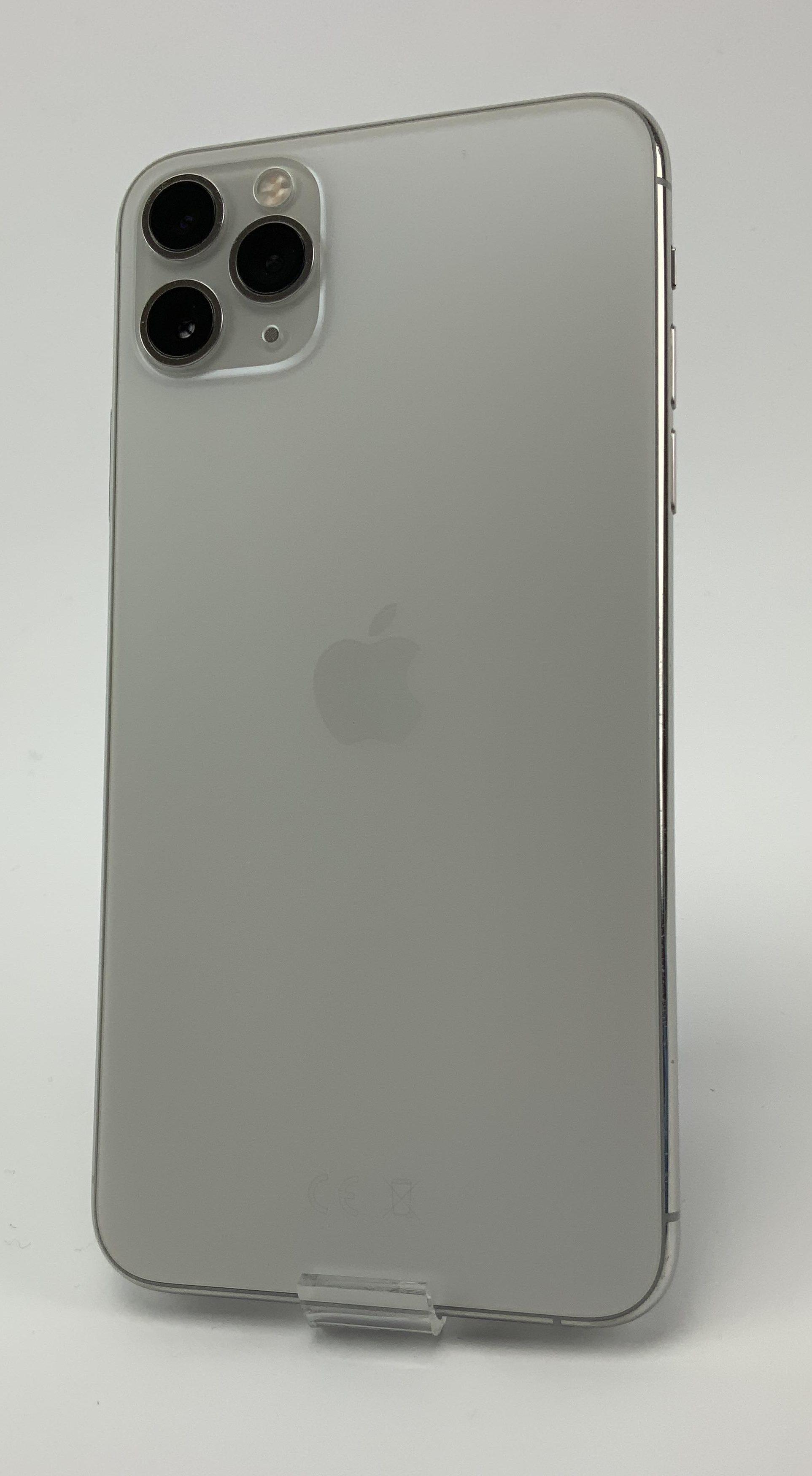 iPhone 11 Pro Max 256GB, 256GB, Silver, bild 2