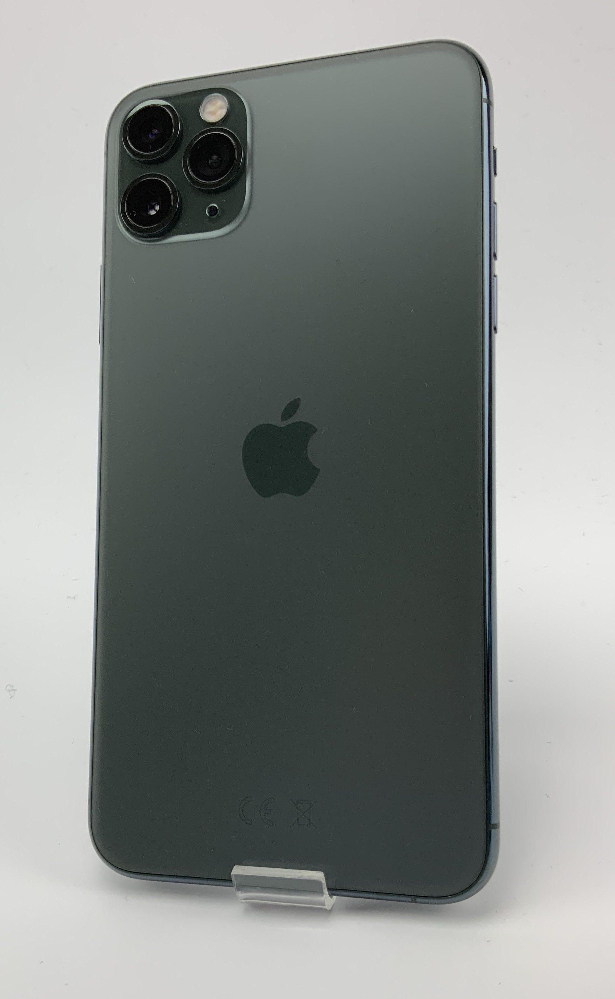 iPhone 11 Pro Max 256GB, 256GB, Midnight Green, Kuva 2