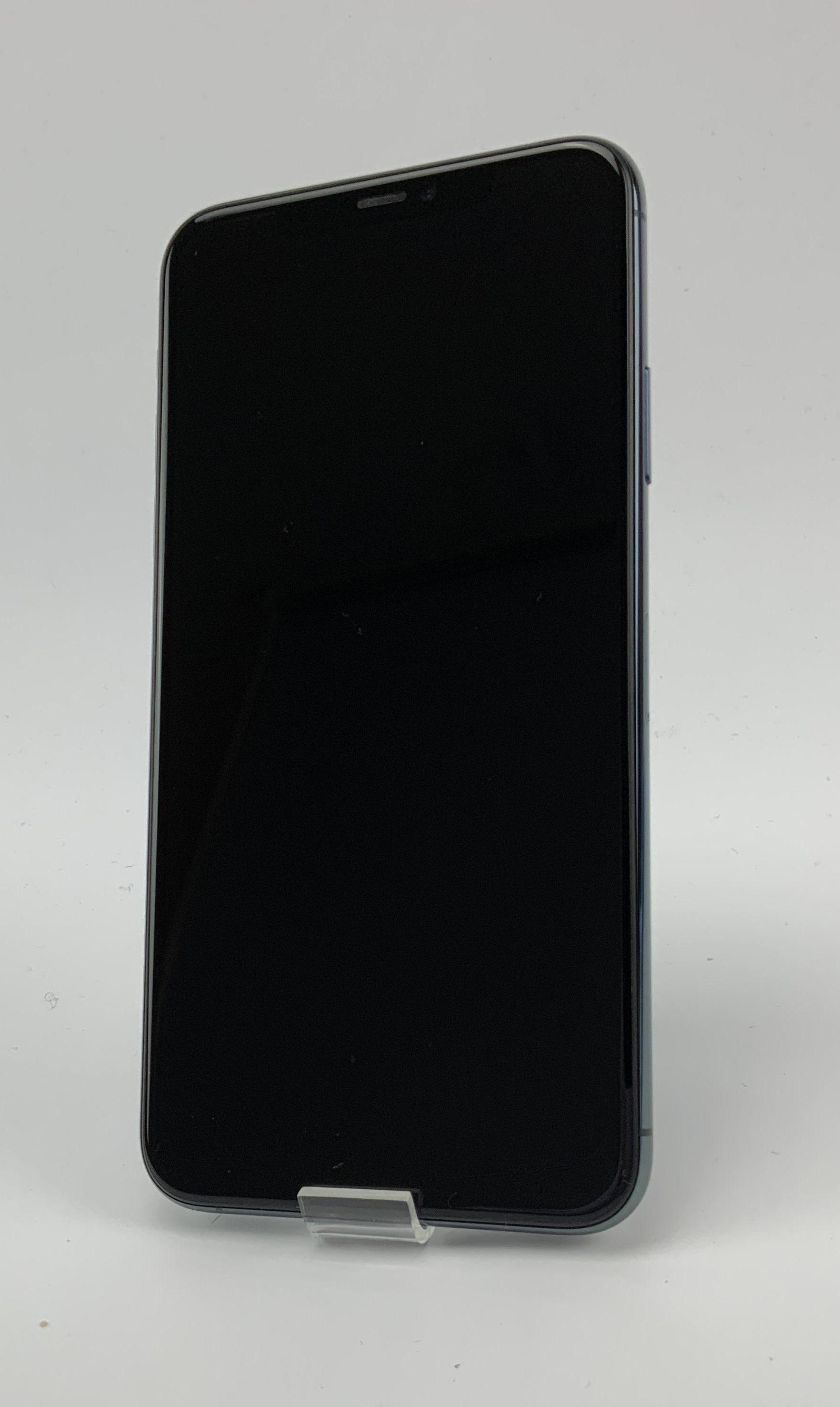 iPhone 11 Pro Max 64GB, 64GB, Midnight Green, Afbeelding 1