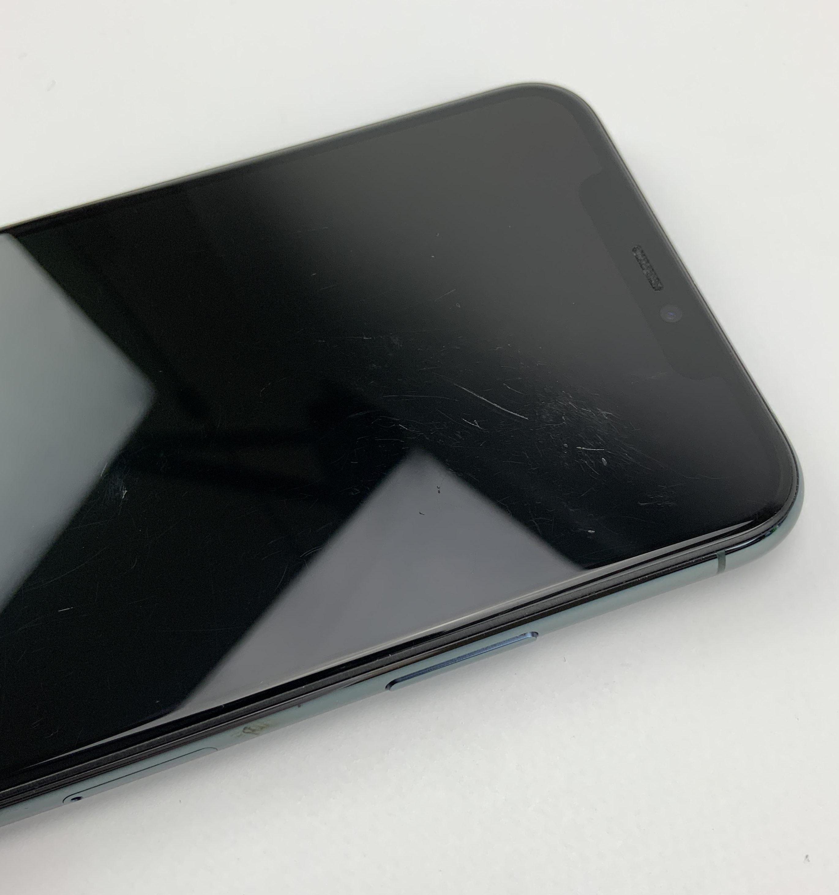 iPhone 11 Pro Max 64GB, 64GB, Midnight Green, Bild 3