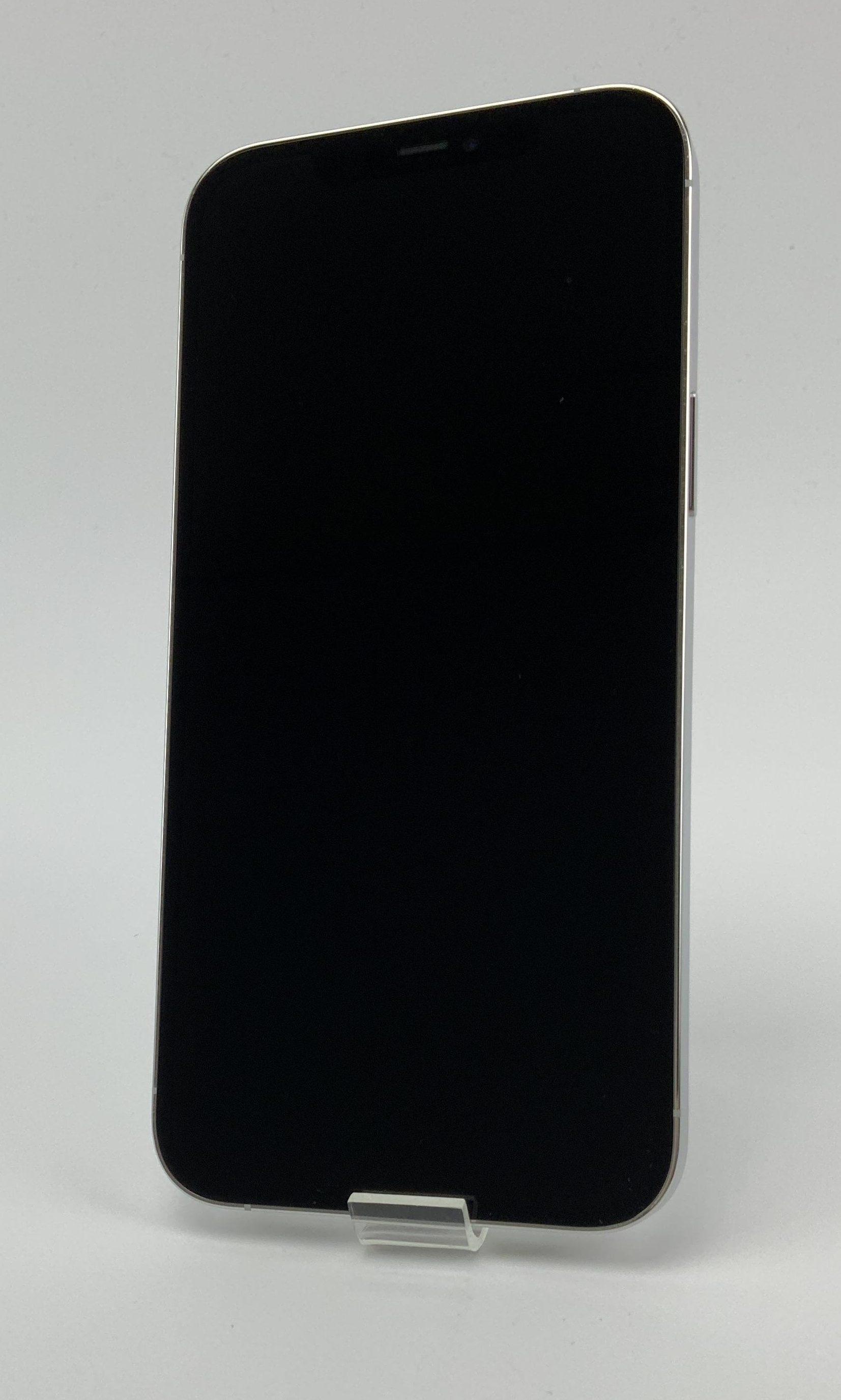 iPhone 12 Pro Max 256GB, 256GB, Silver, Bild 1