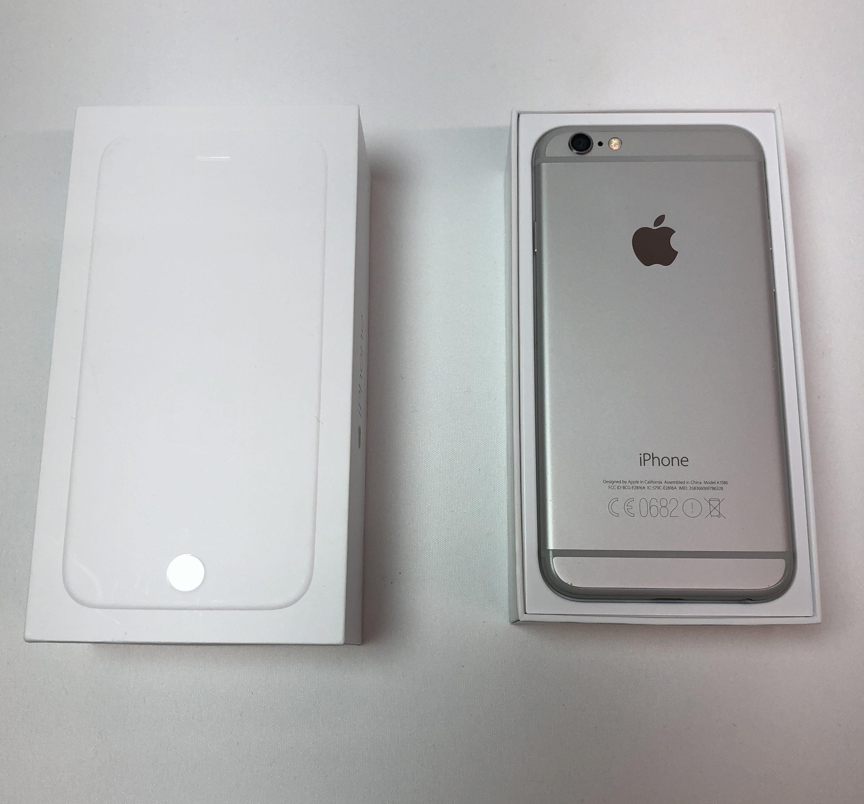iPhone 6 16GB, 16 GB, Silver, Kuva 4