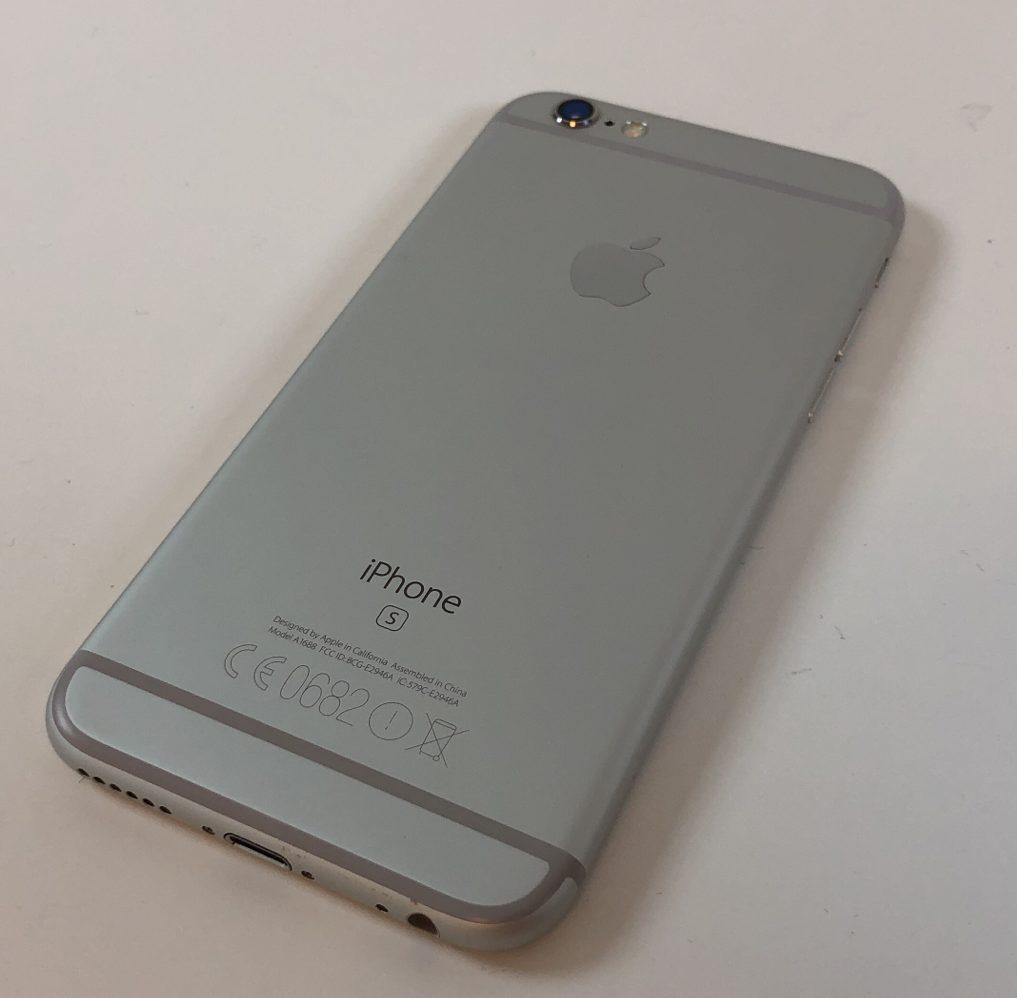 iPhone 6S 32GB, 32GB, Silver, bild 2