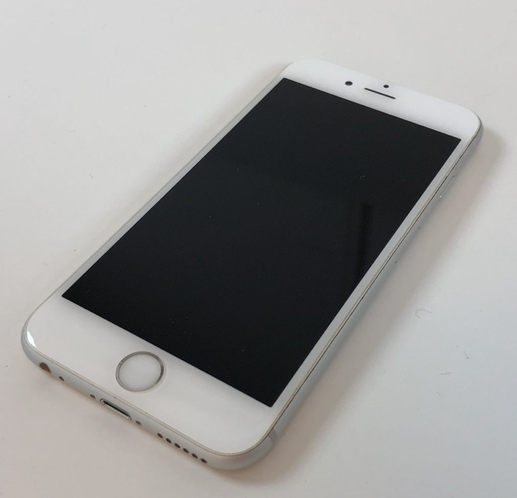 iPhone 6S 32GB, 32GB, Silver, bild 1