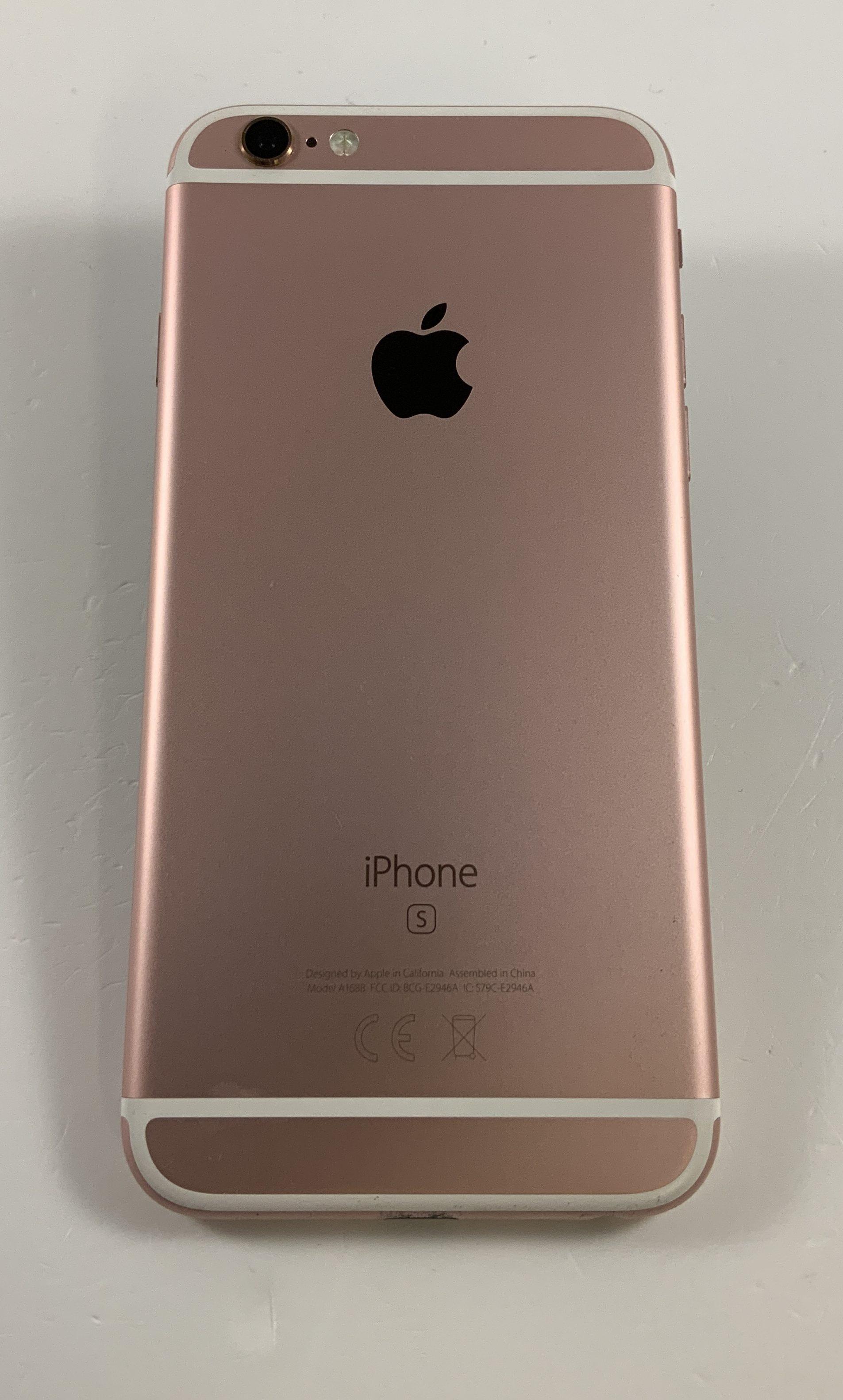 iPhone 6S 32GB, 32GB, Rose Gold, Kuva 2