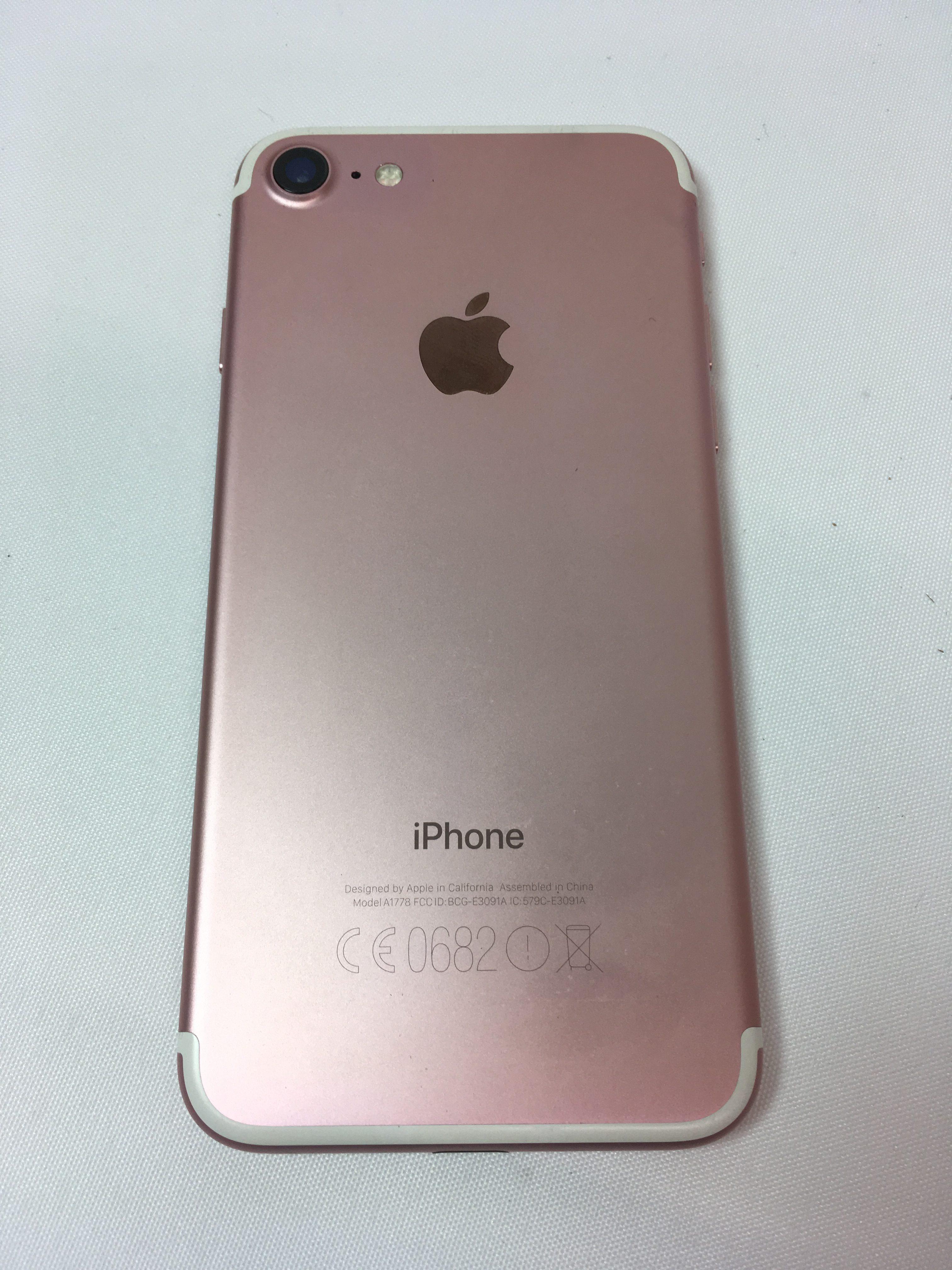 iPhone 7 128GB, 128 GB, Rose Gold, bild 2