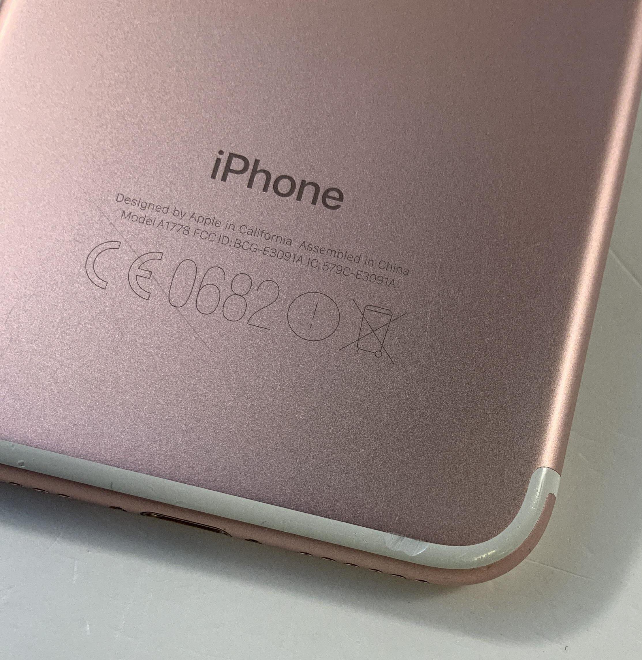 iPhone 7 32GB, 32GB, Rose Gold, bild 4