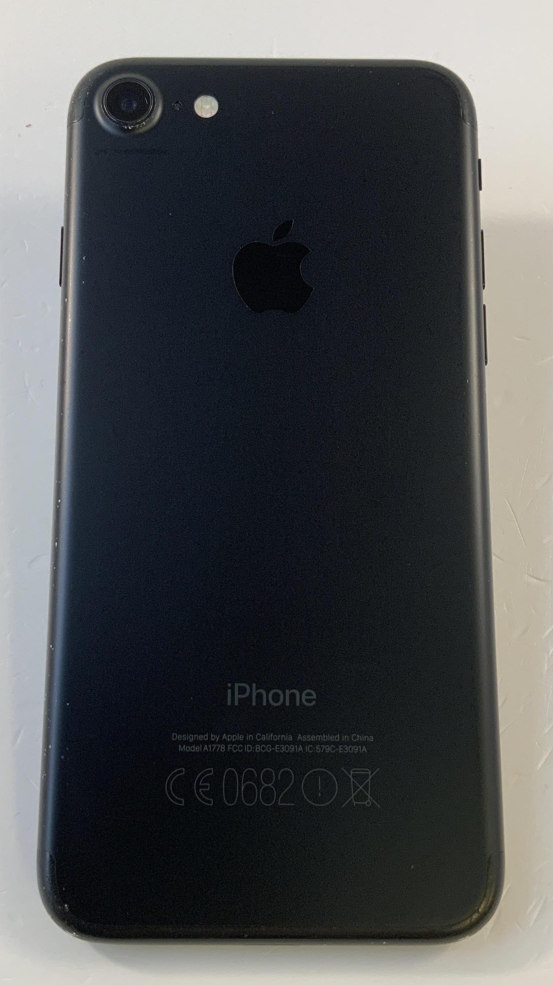 iPhone 7 32GB, 32GB, Black, Afbeelding 2